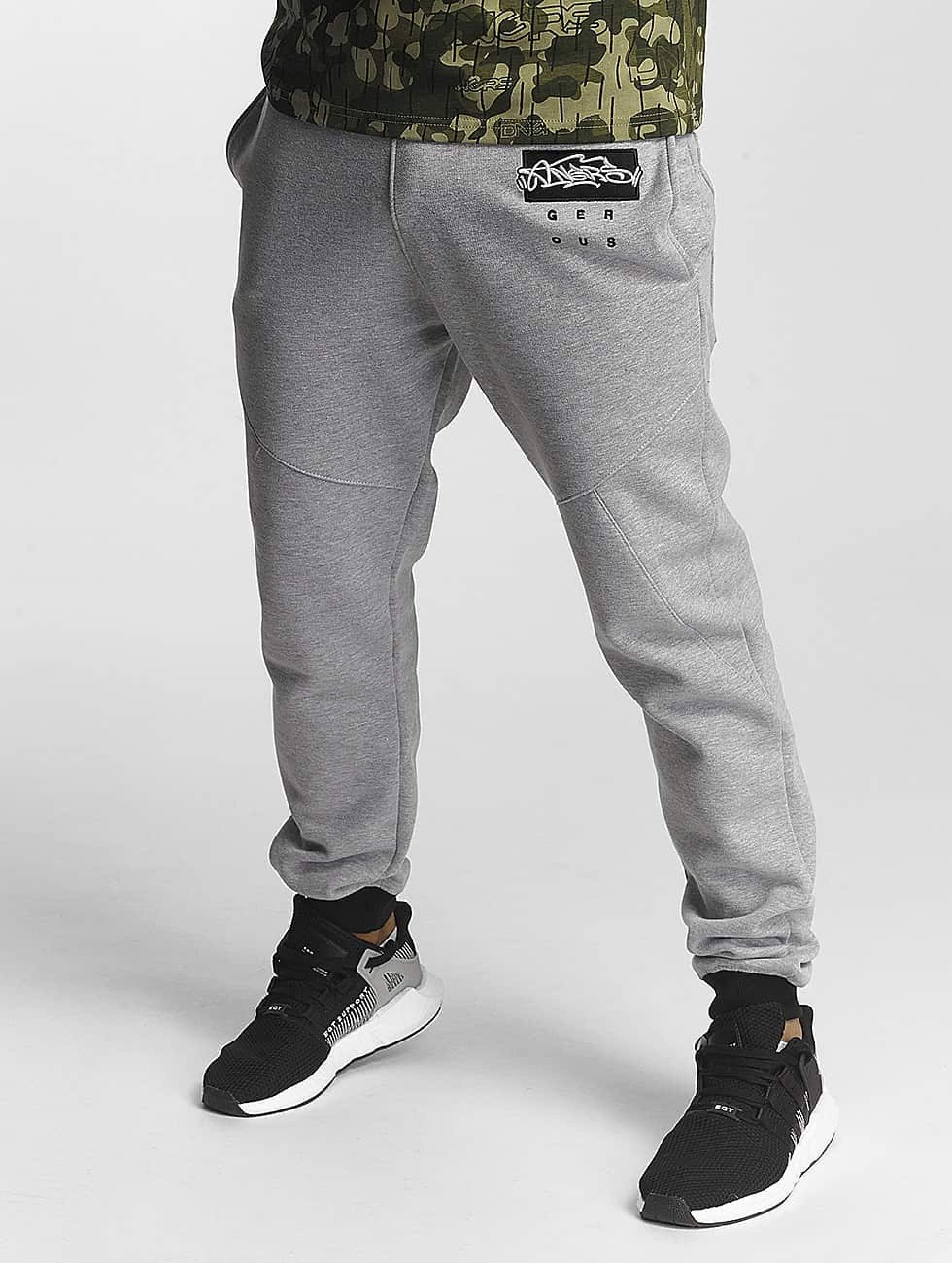 Dangerous DNGRS / Sweat Pant Topping Sweatpants in grey S