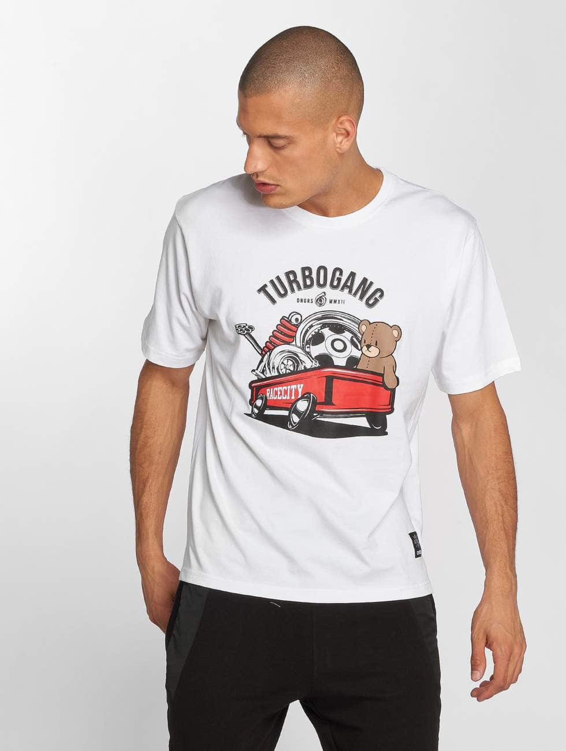 Dangerous DNGRS / T-Shirt DNGRS Wagon in white S