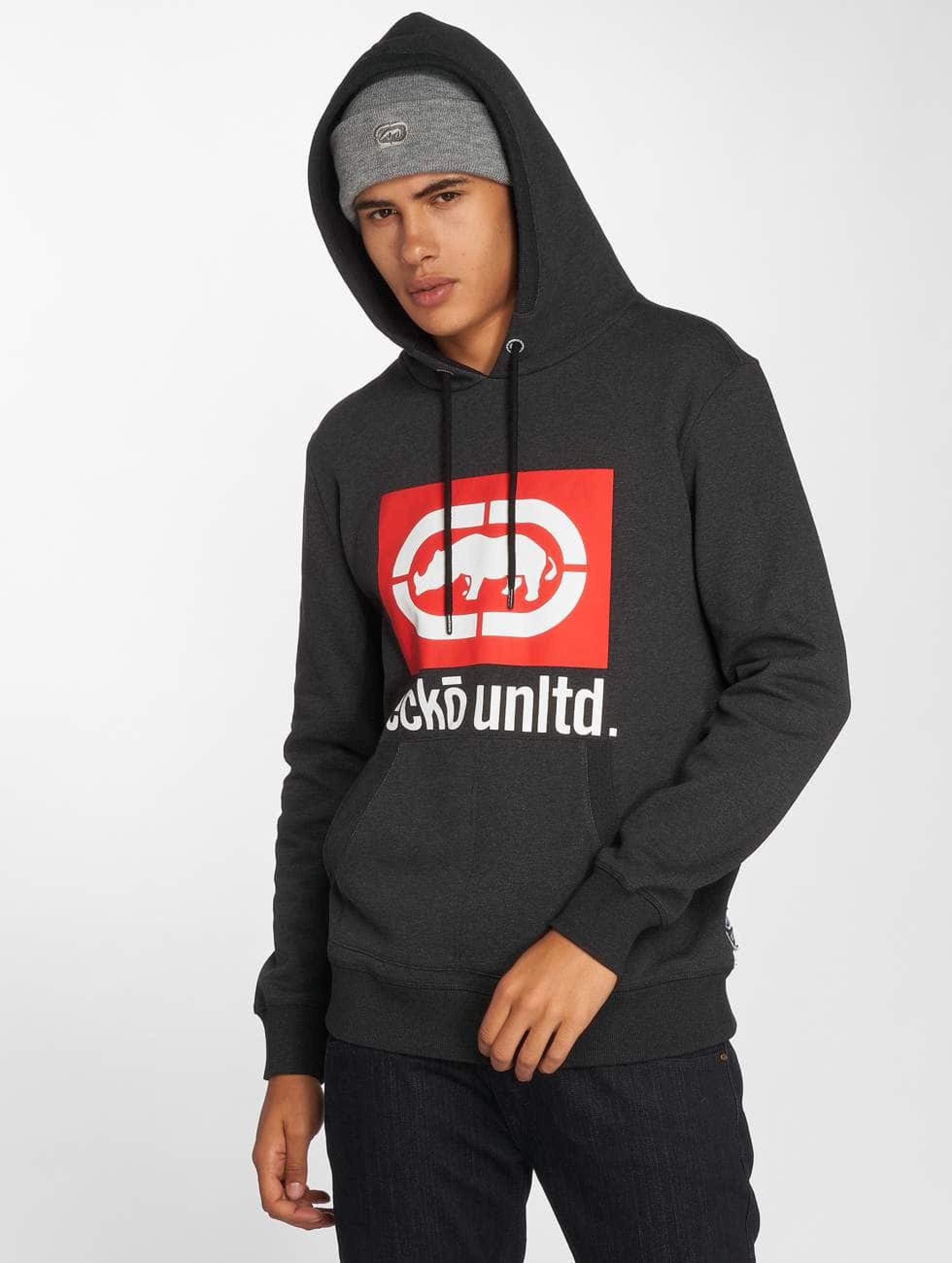 Ecko Unltd. / Hoodie West End in black 4XL
