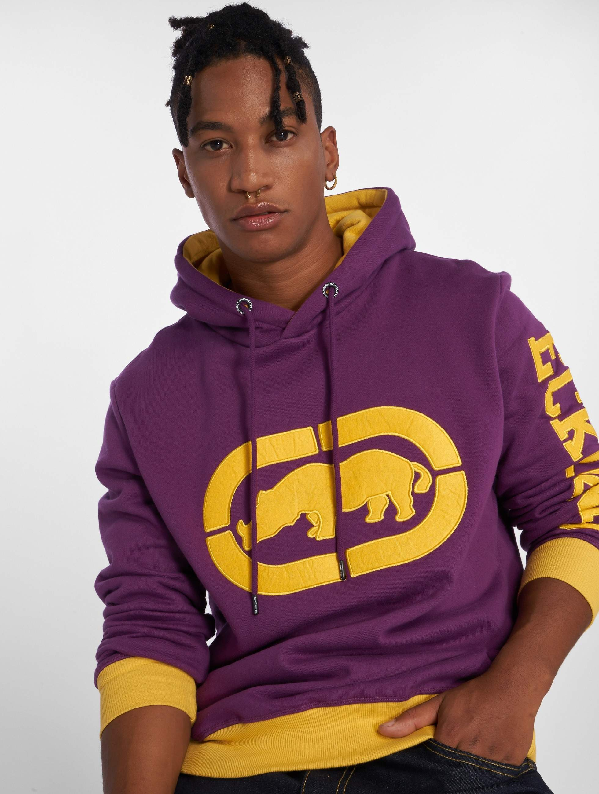 Ecko Unltd. / Hoodie Bourbon Street in purple XL