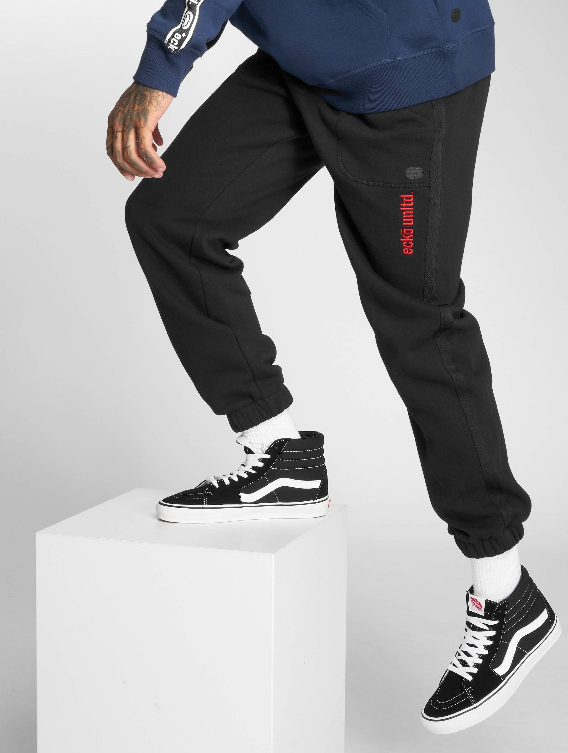 Ecko Unltd. / Sweat Pant First Avenue in black XL