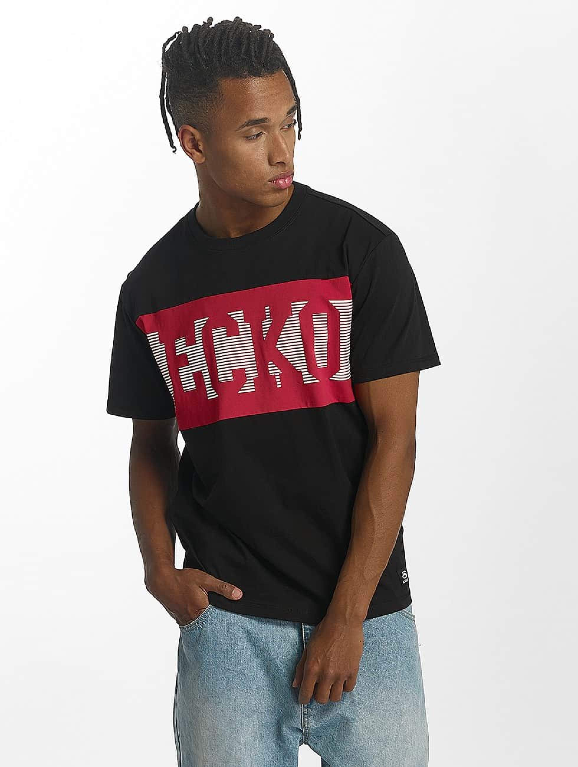 Ecko Unltd. / T-Shirt Square72 in black L