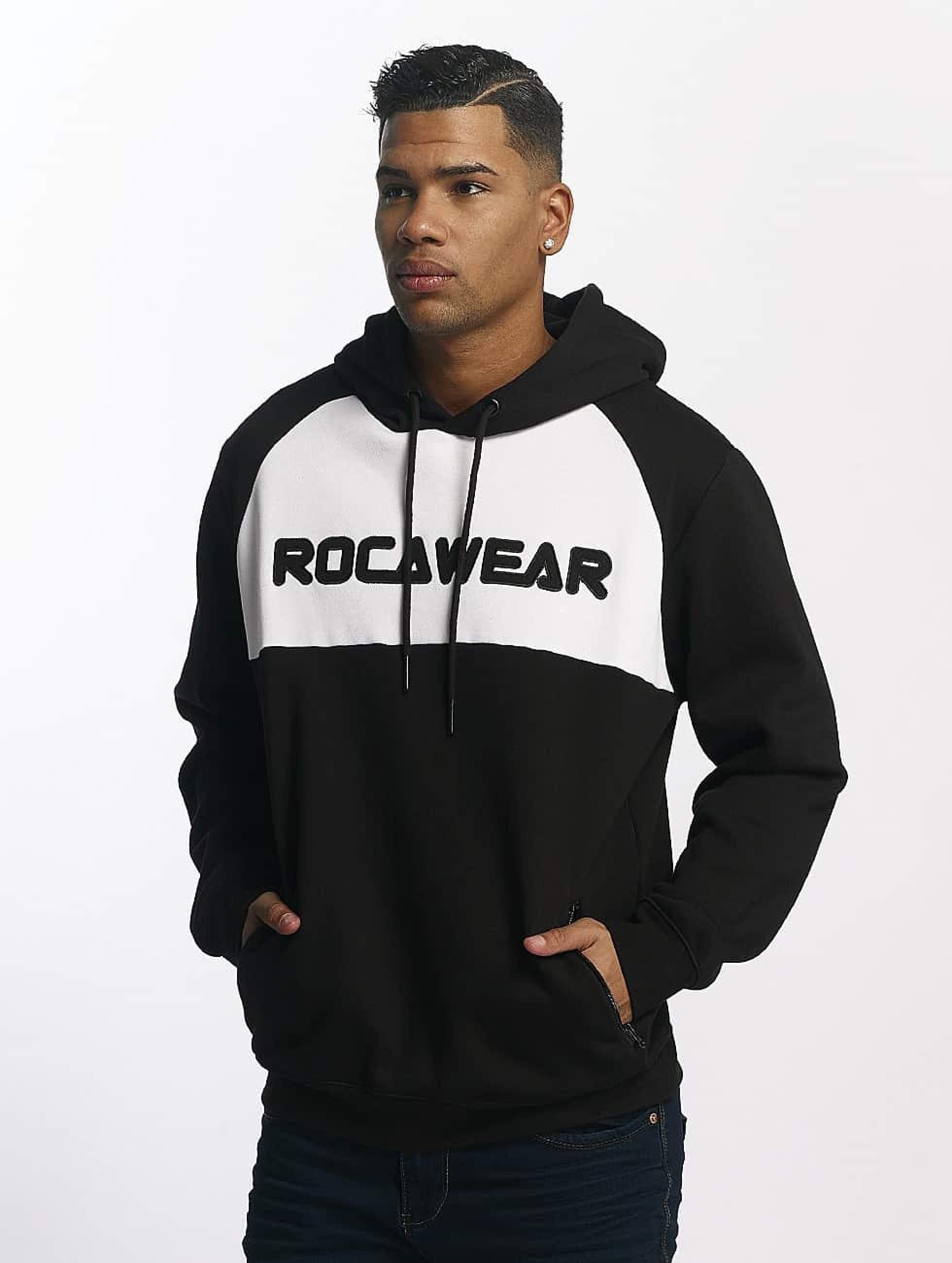Rocawear / Hoodie Font in black M
