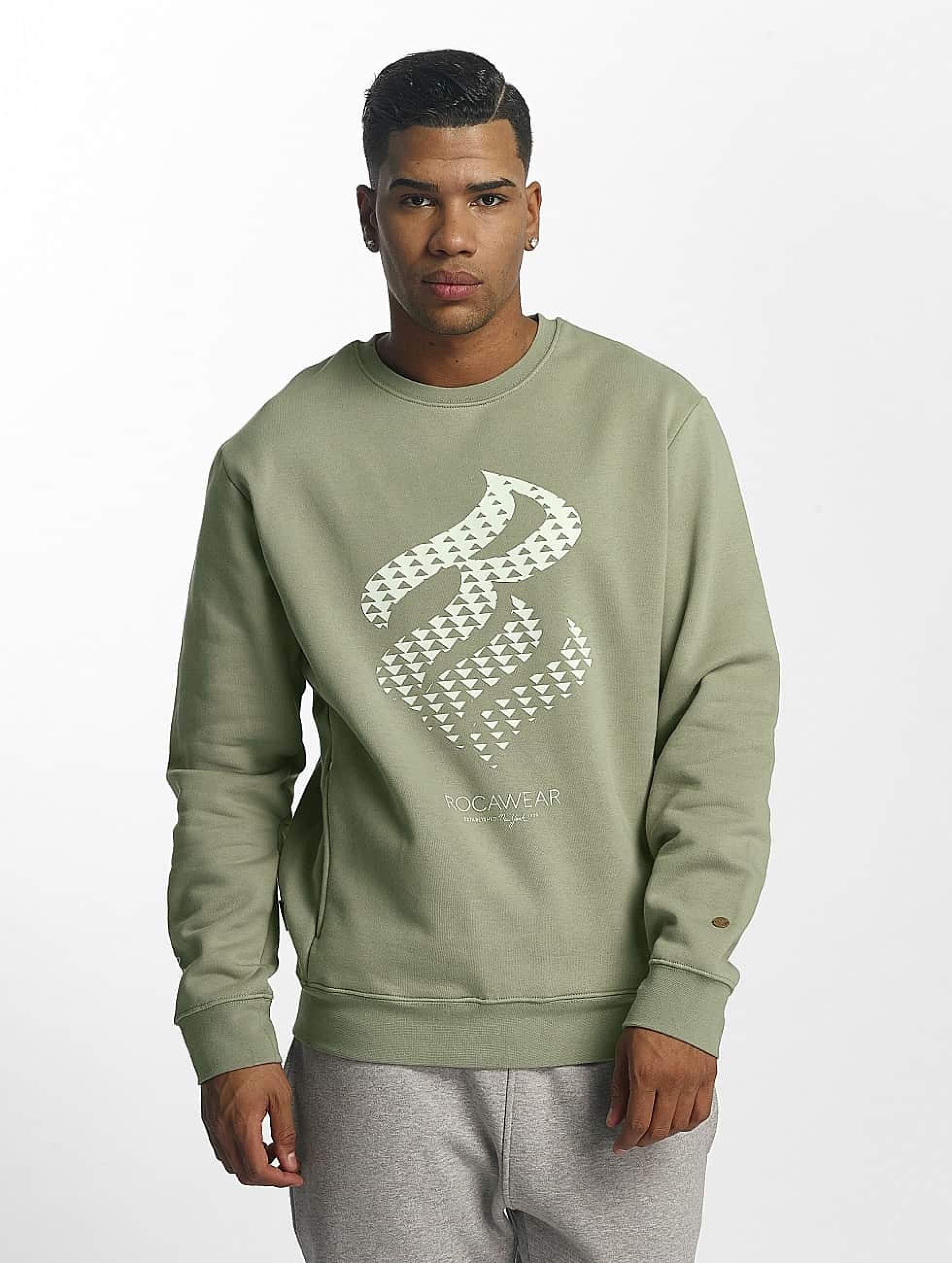 Rocawear / Jumper Triangle in grey 2XL