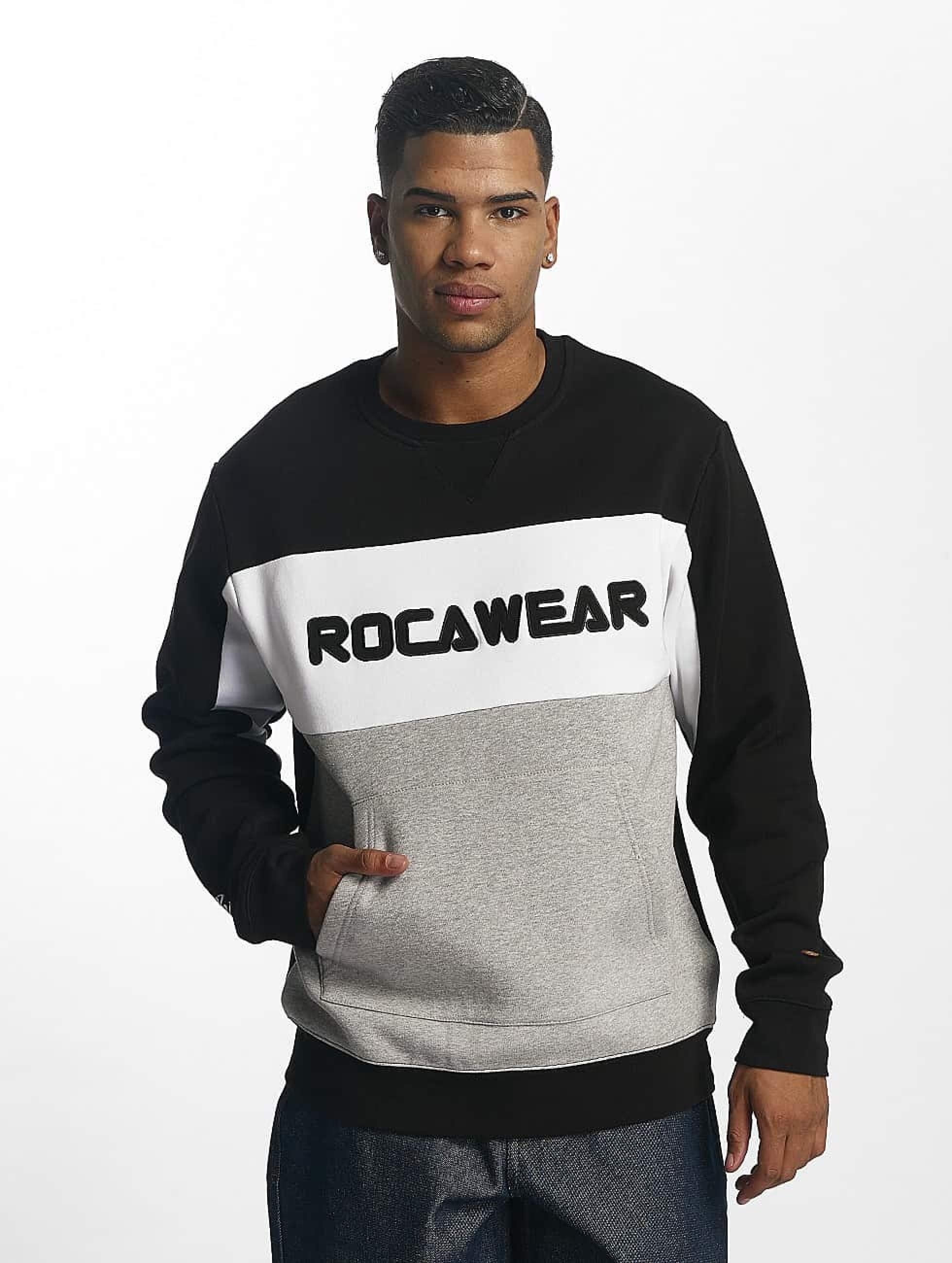 Rocawear / Jumper Ilias in black 2XL