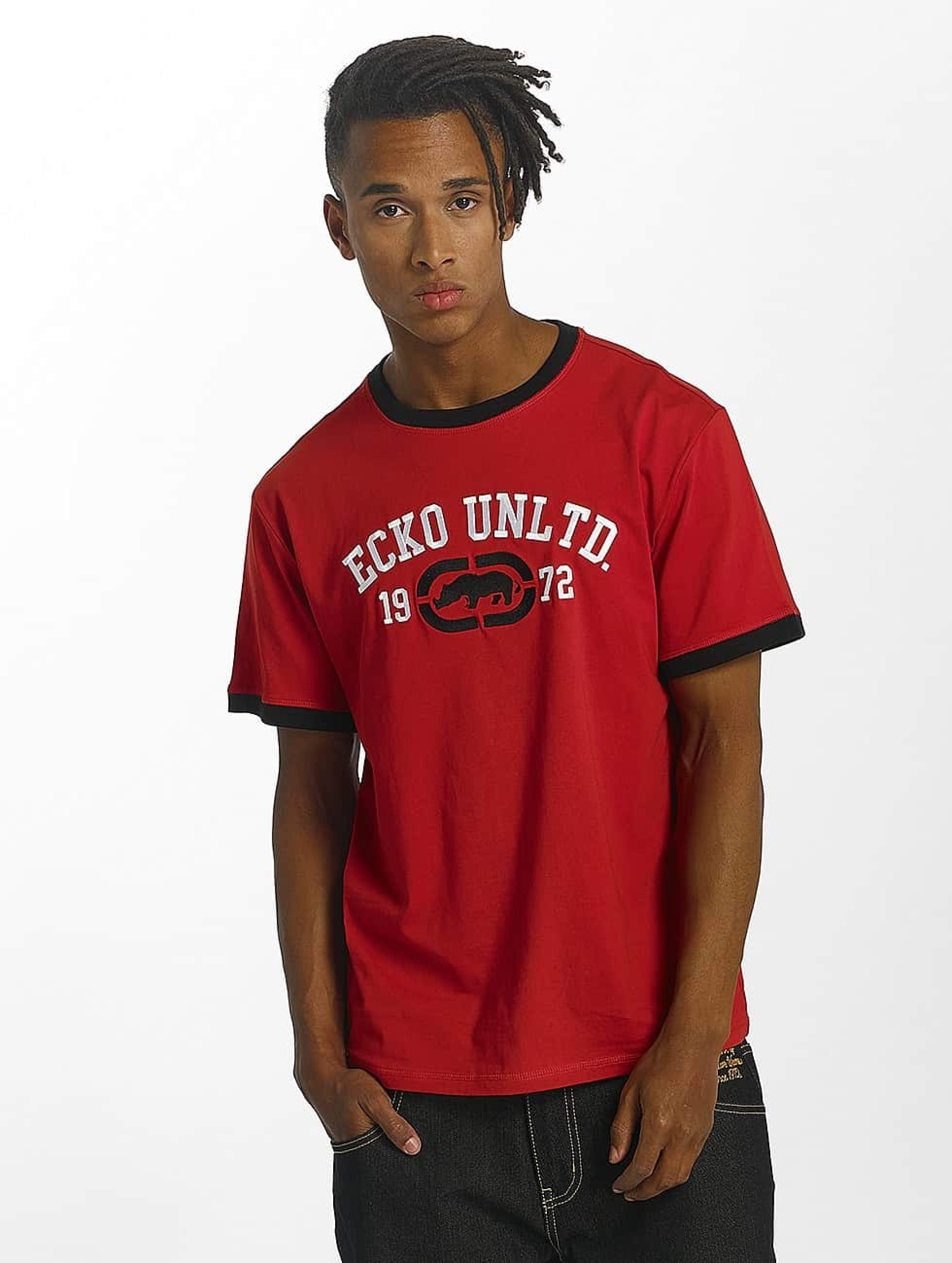 Ecko Unltd. / T-Shirt First Avenue in red XL