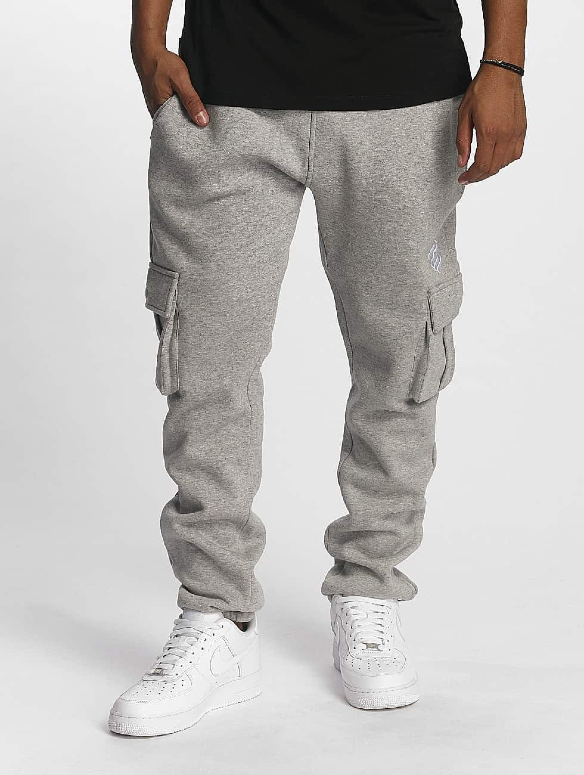 Rocawear / Sweat Pant Bags in grey 3XL