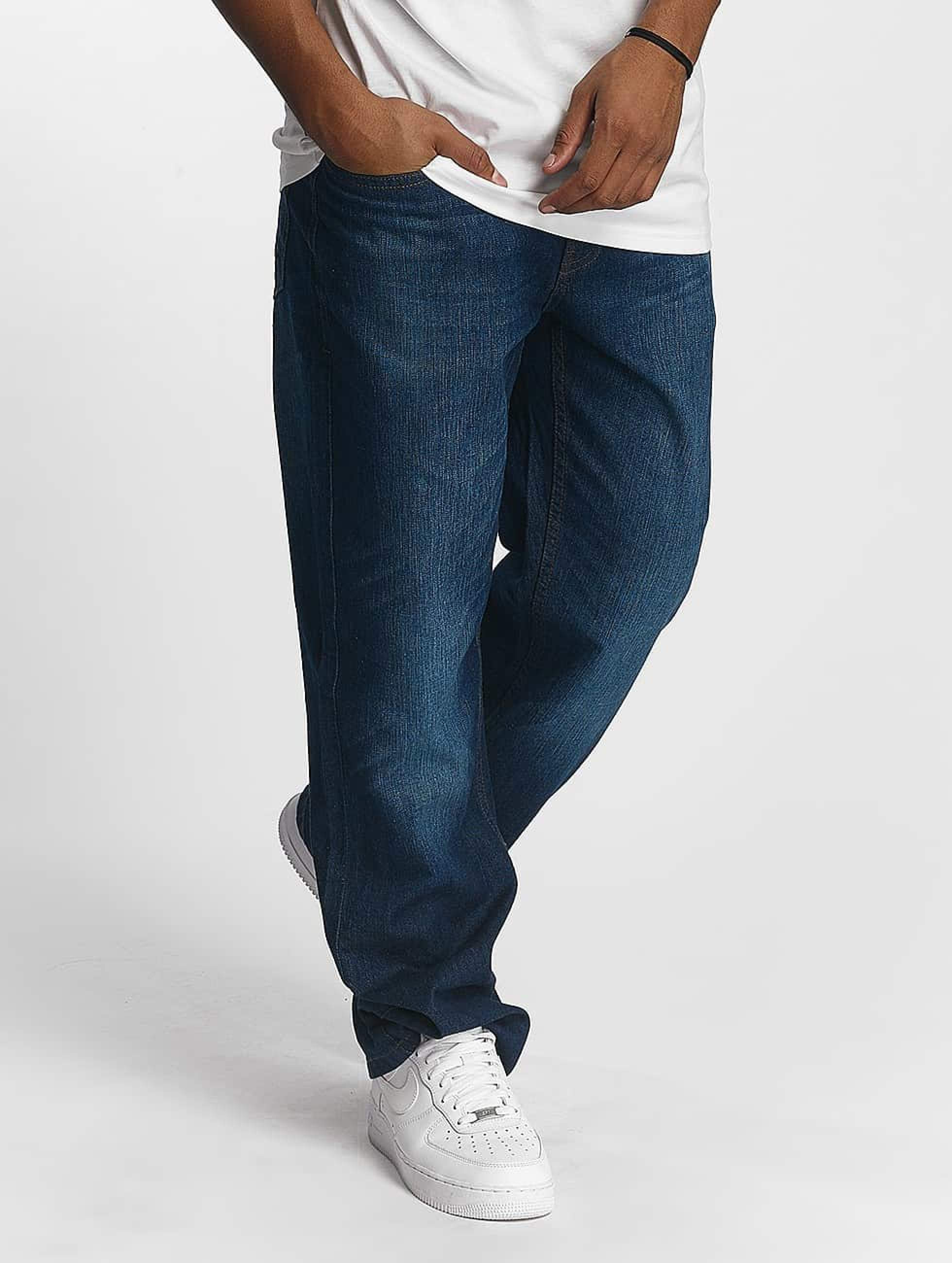Rocawear / Loose Fit Jeans Loose Fit in blue W 34