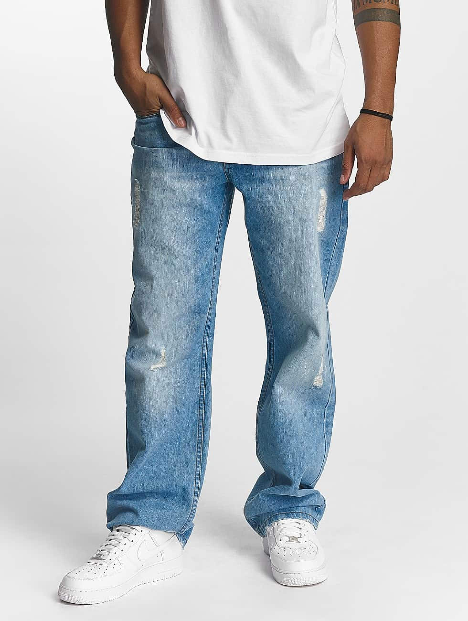 Rocawear / Loose Fit Jeans Loose Fit in blue W 40