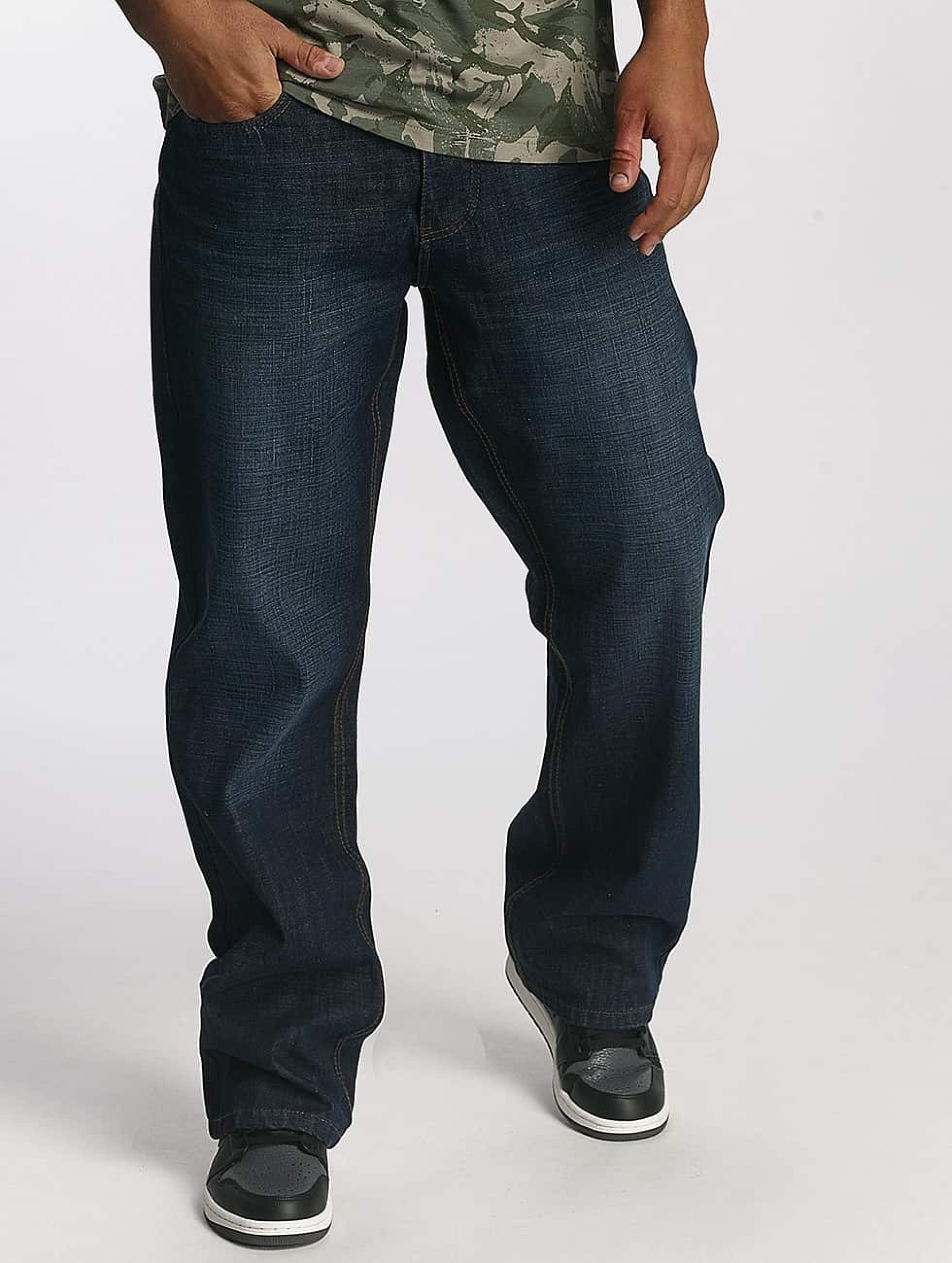 Rocawear / Loose Fit Jeans Loose Fit in blue W 42