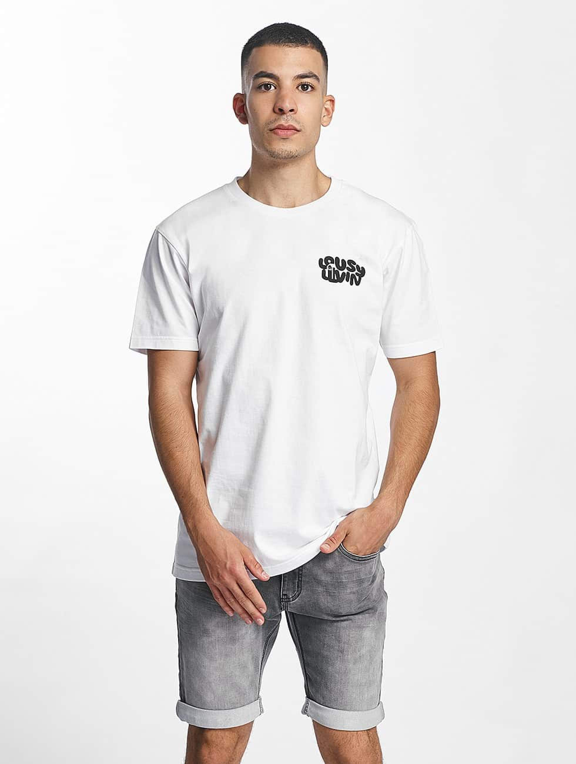 Lousy Livin | BIGLO blanc Homme T-Shirt