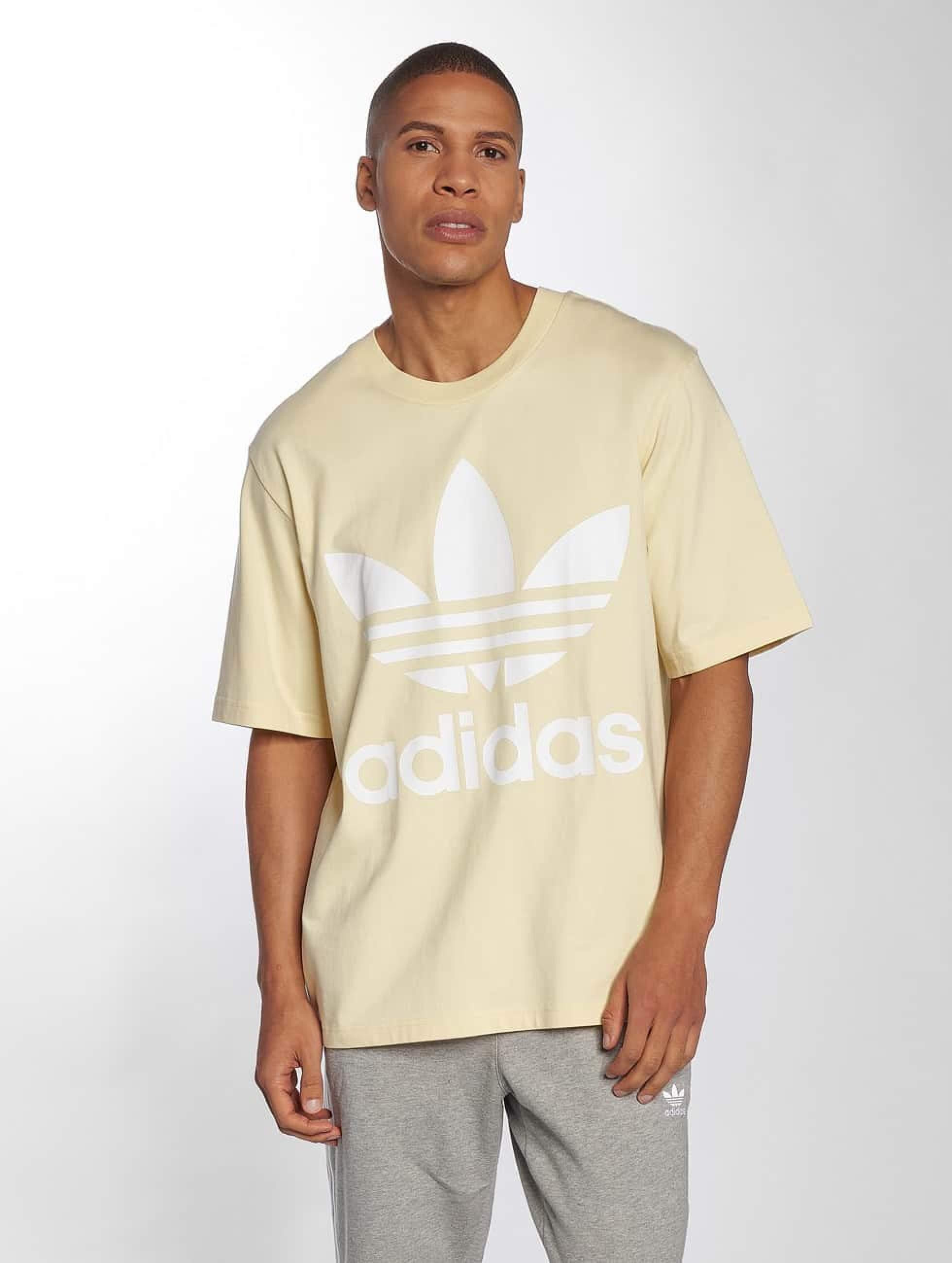 Adidas Originals Homme Hauts Hauts T Shirt Oversized 536511