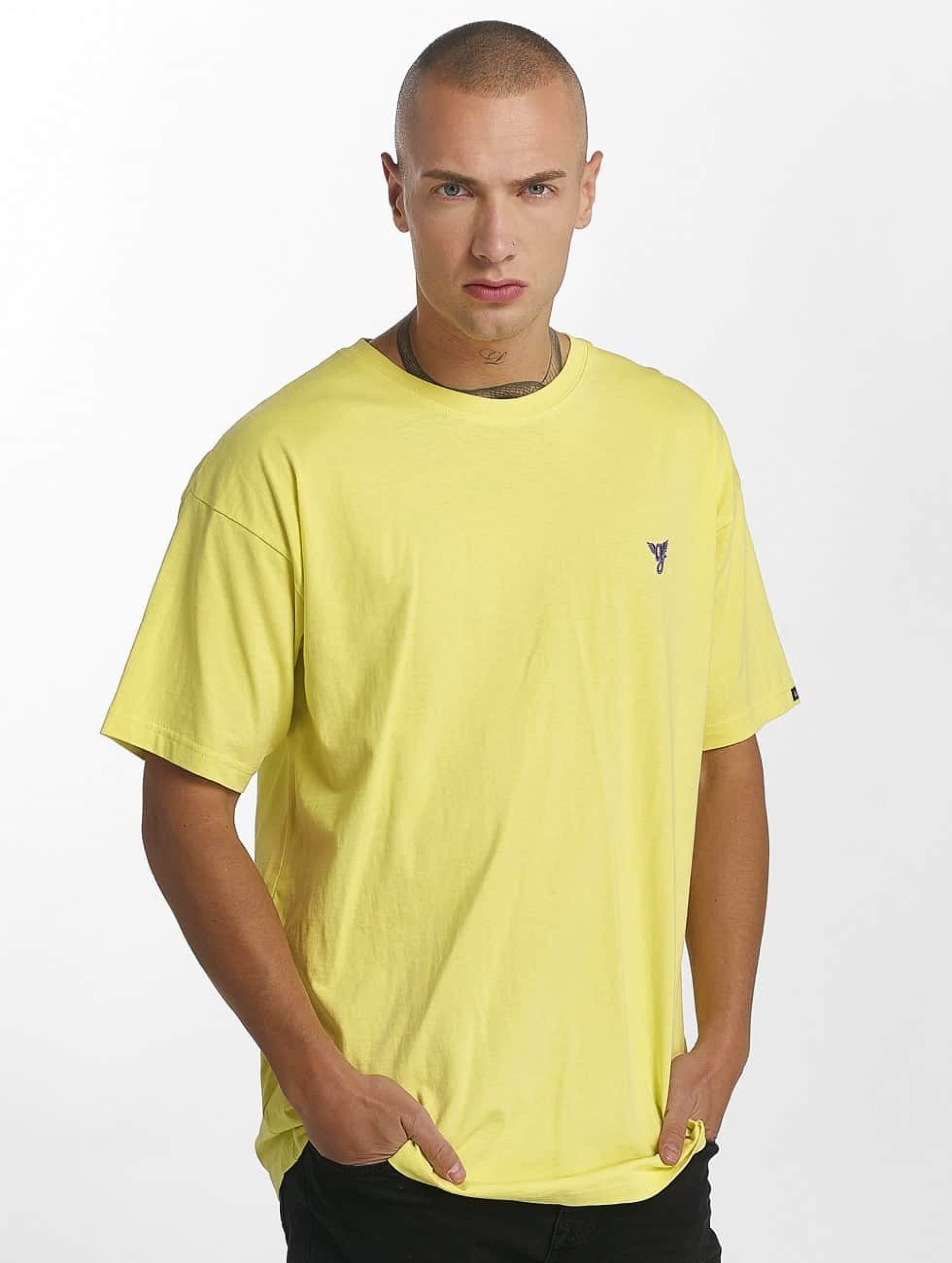 Grimey Wear   Heritage jaune Homme T-Shirt
