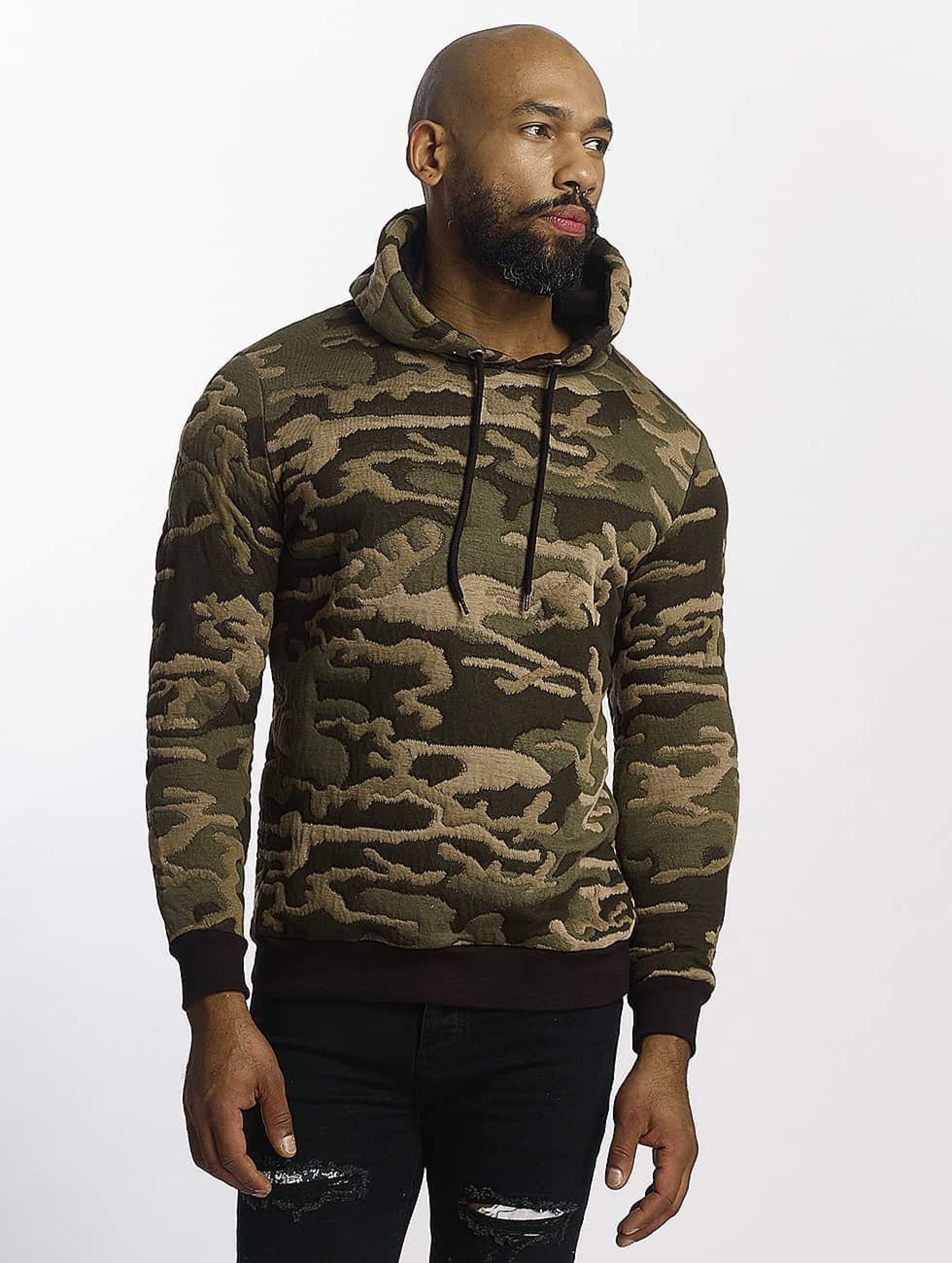 Bangastic / Hoodie Camo in camouflage S