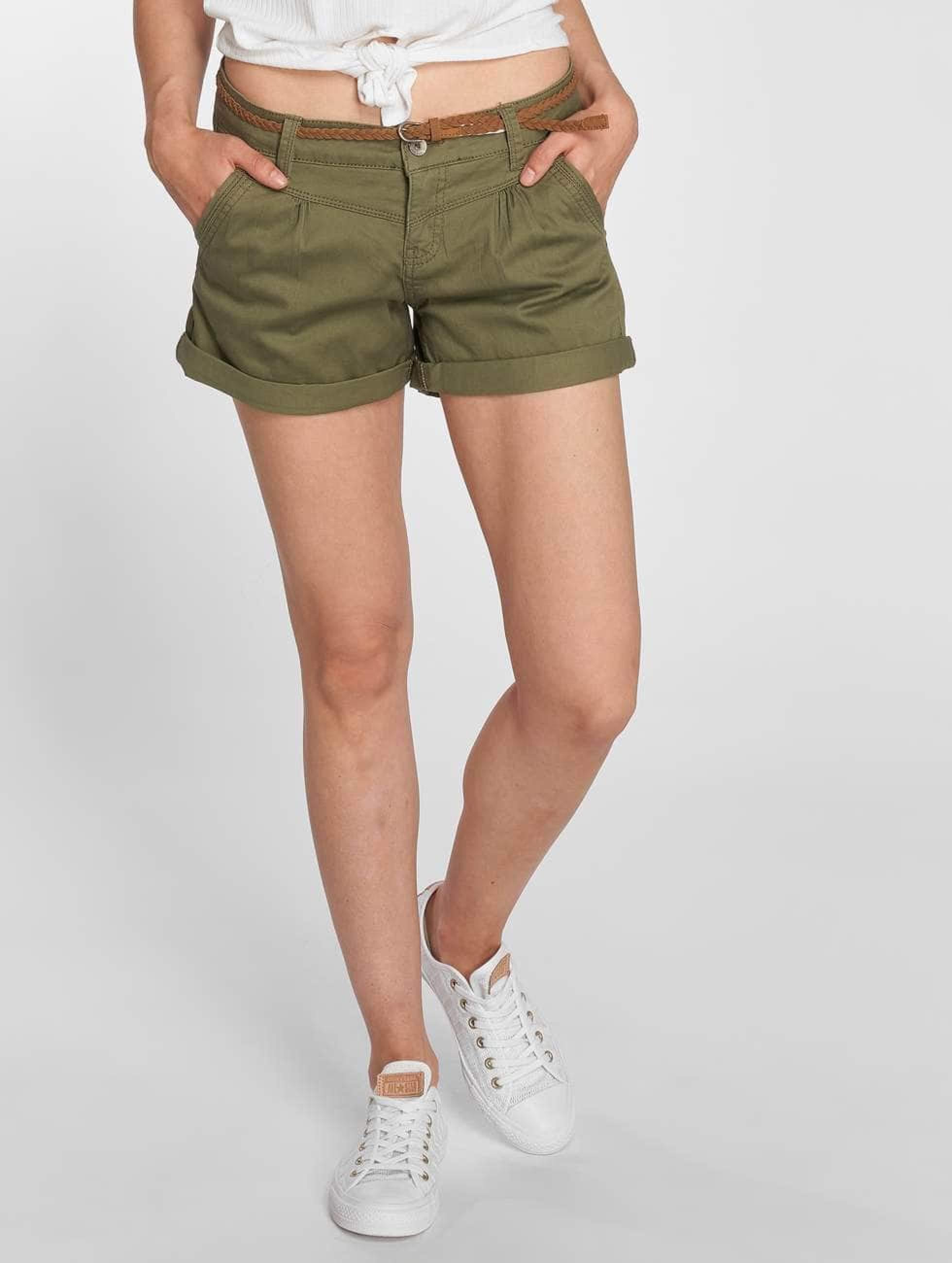 Sublevel Frauen Shorts Jolie in olive