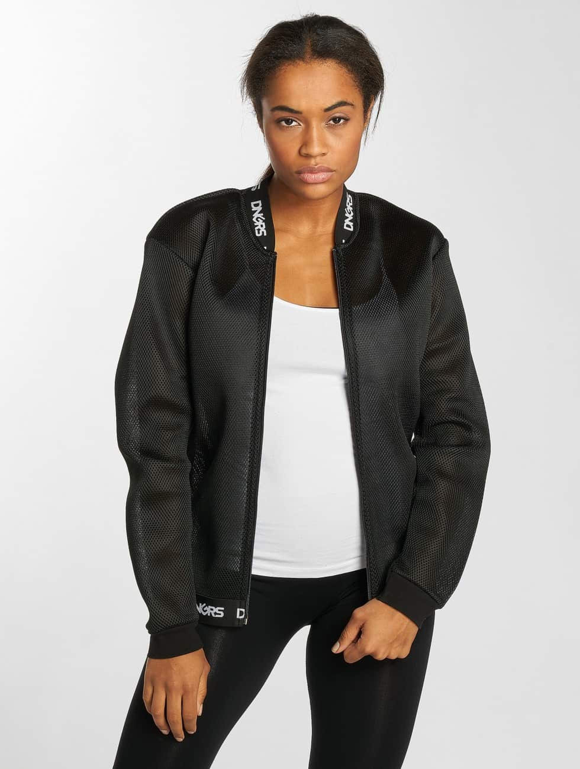 Dangerous DNGRS / College Jacket Vista in black XL