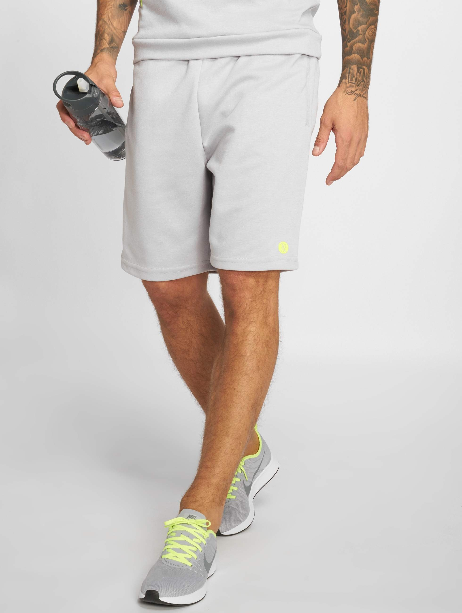 Just Rhyse / Short Geelong Active in grey S