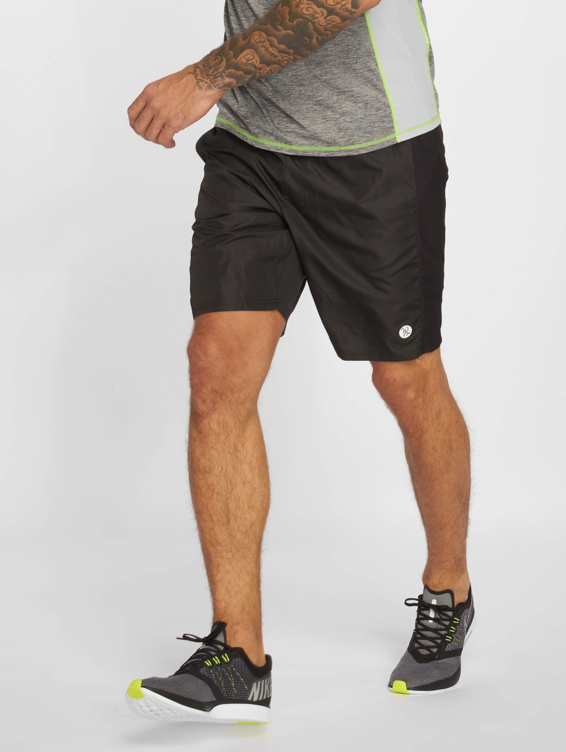 Just Rhyse / Short Canberra Active in black XL