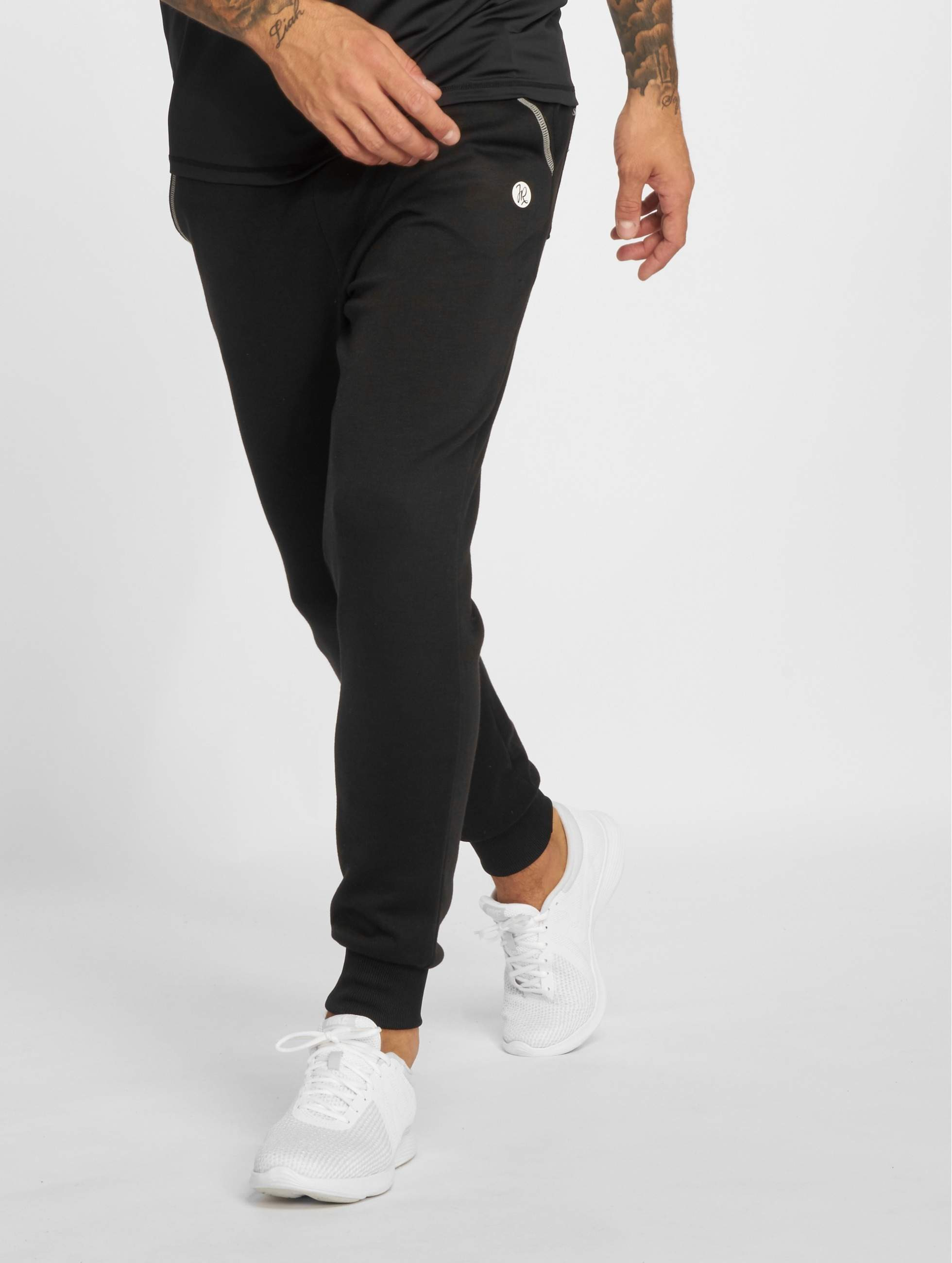 Just Rhyse / Sweat Pant Forster Active in black XL