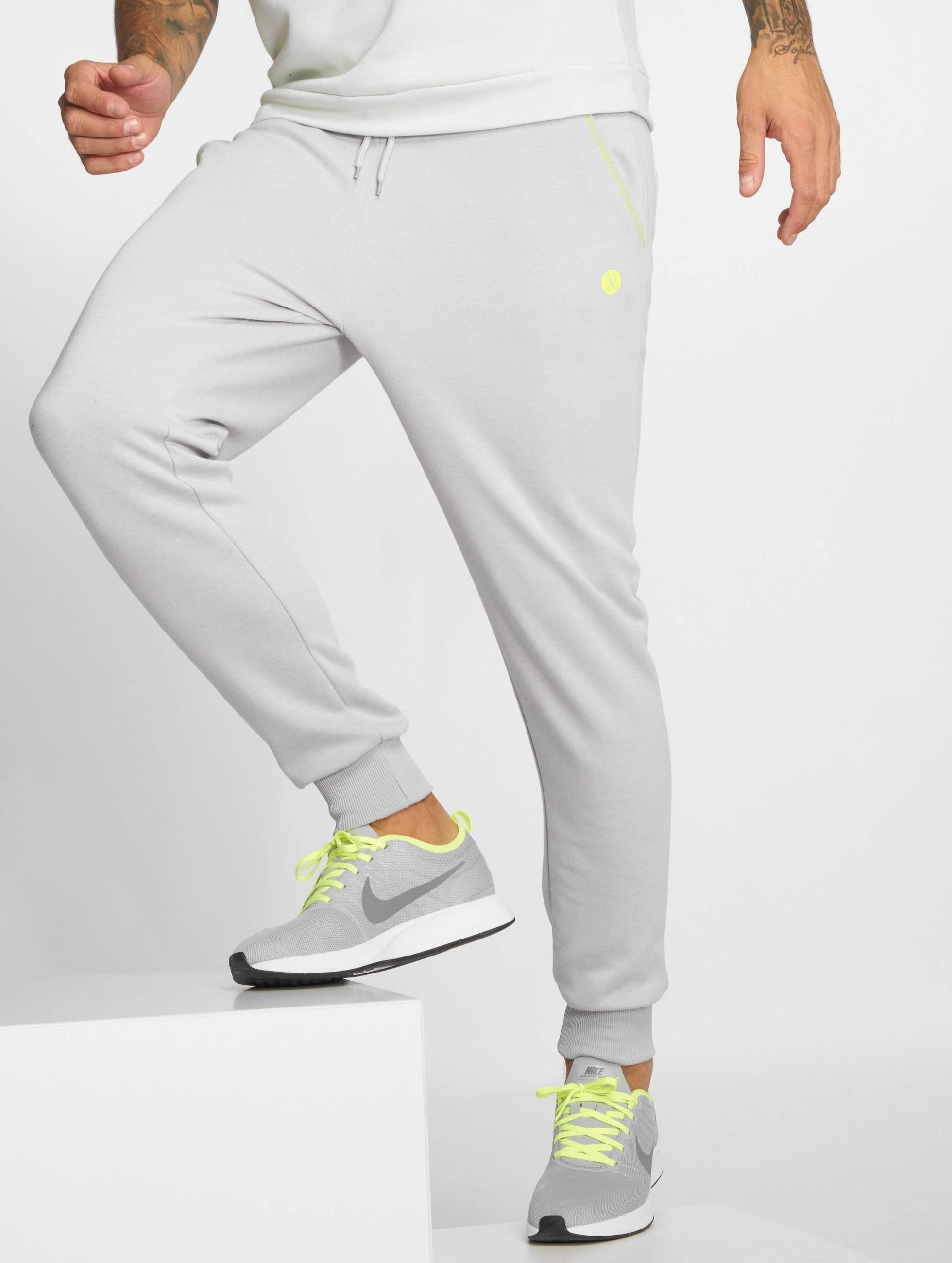 Just Rhyse / Sweat Pant Forster Active in grey XL
