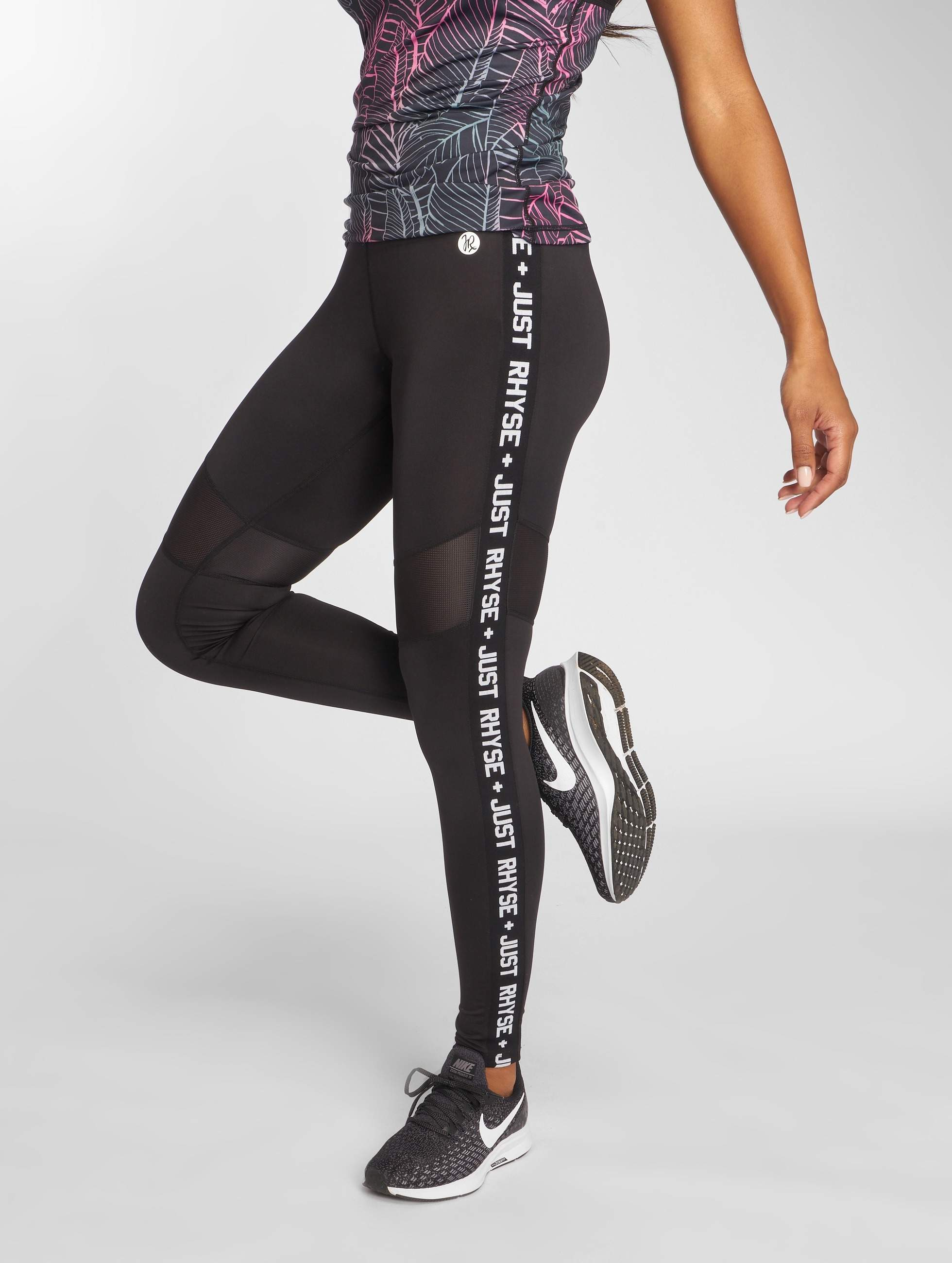 Just Rhyse / Legging/Tregging Waihola Active in black XS