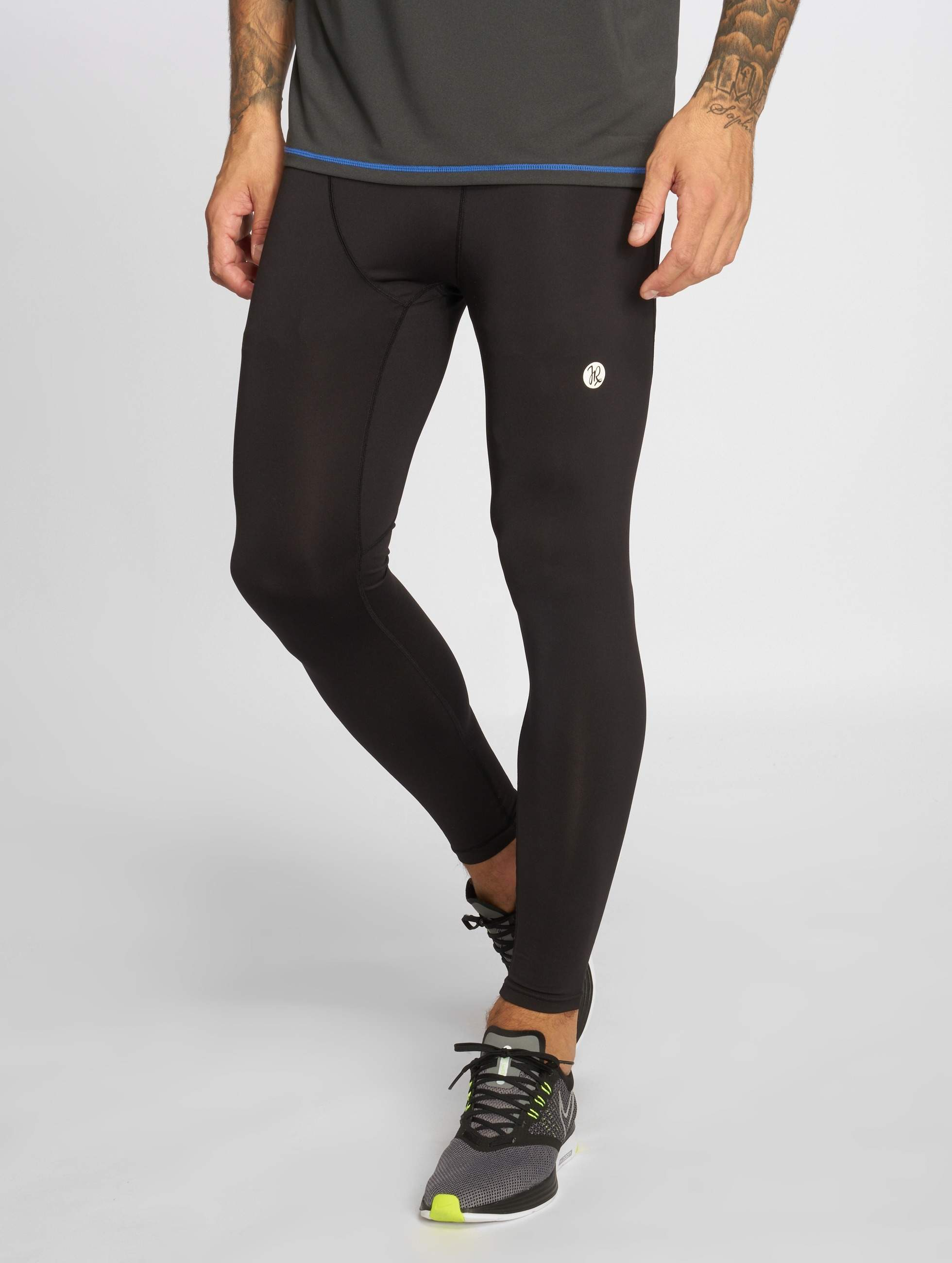 Just Rhyse / Legging/Tregging Gosford Active in black XL