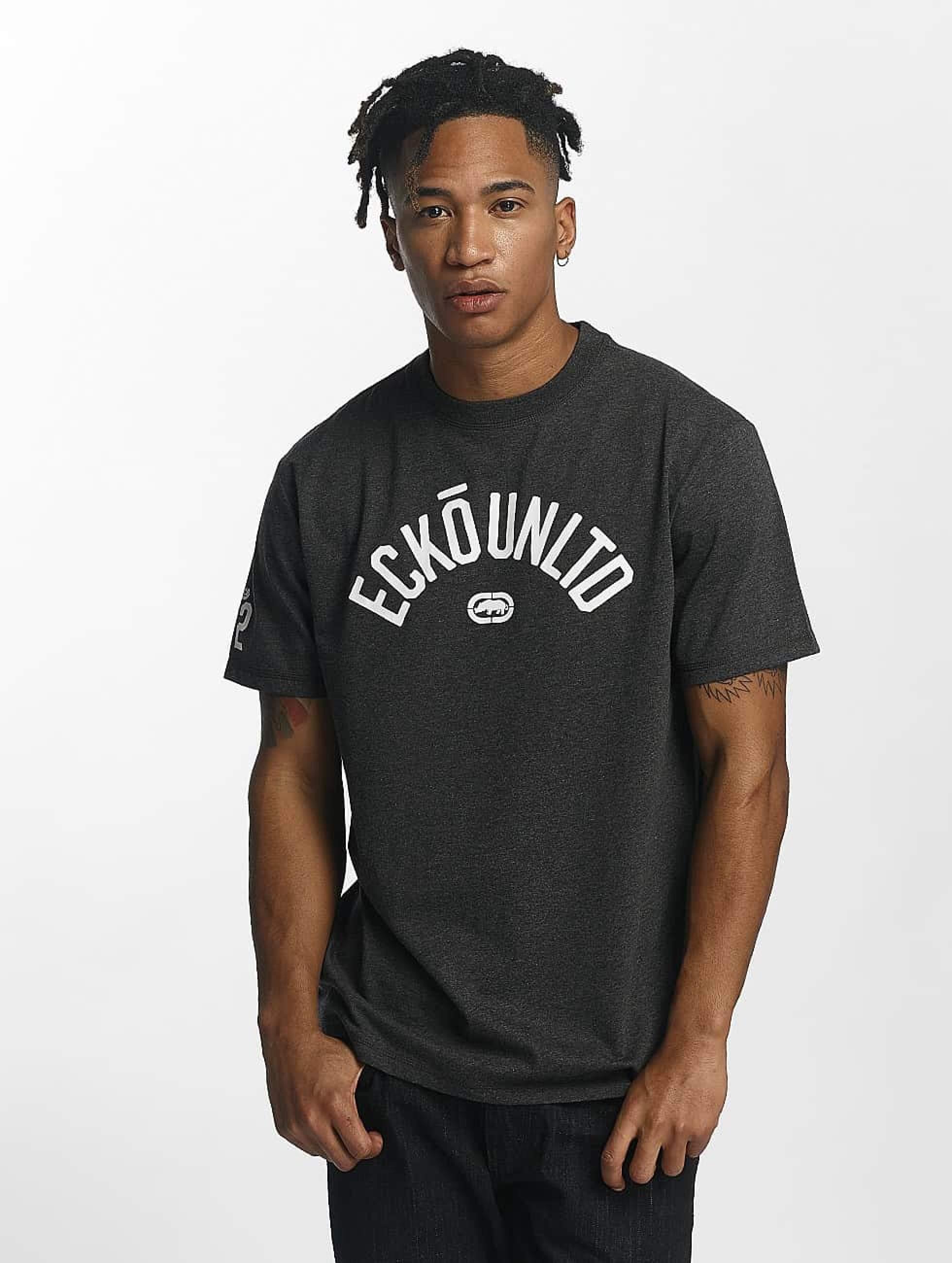 Ecko Unltd. / T-Shirt Base in grey XL