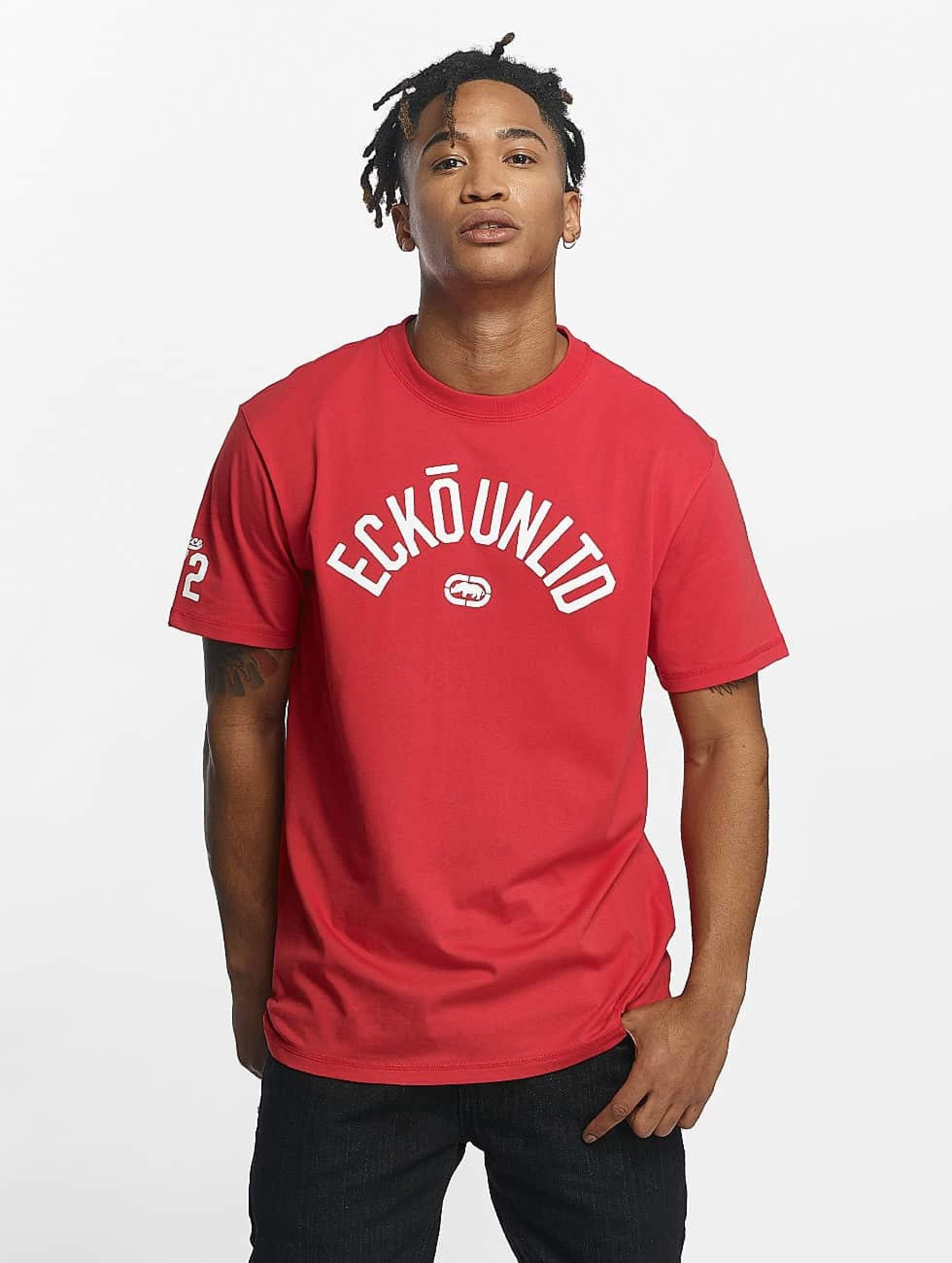 Ecko Unltd. / T-Shirt Base in red M