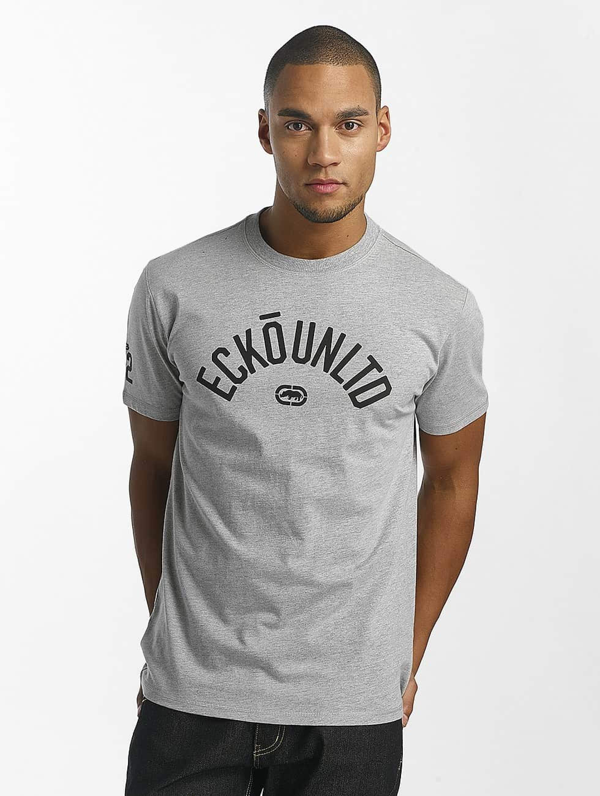 Ecko Unltd. / T-Shirt Base in grey 4XL