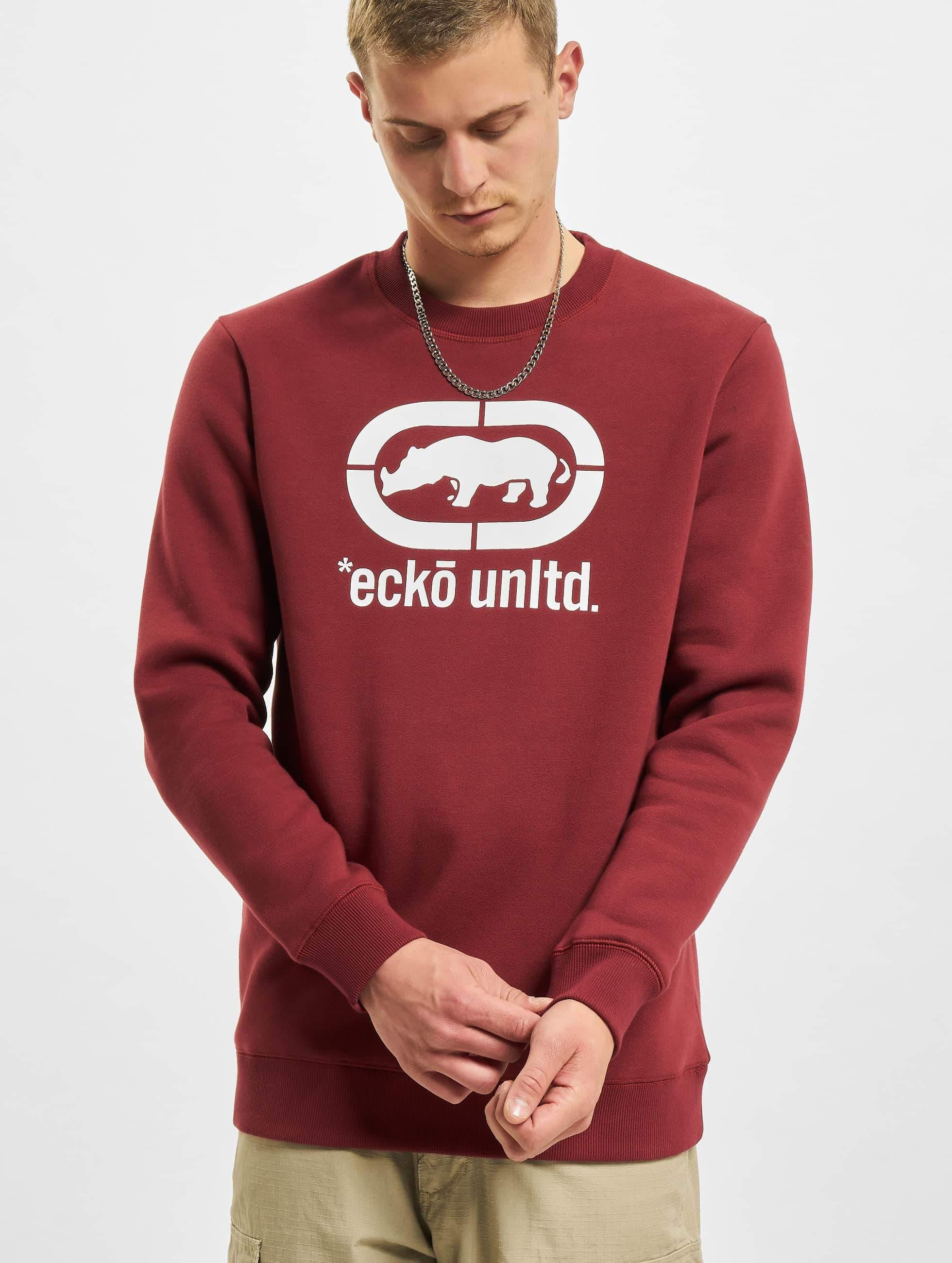 Ecko Unltd. / Jumper Base in red 3XL