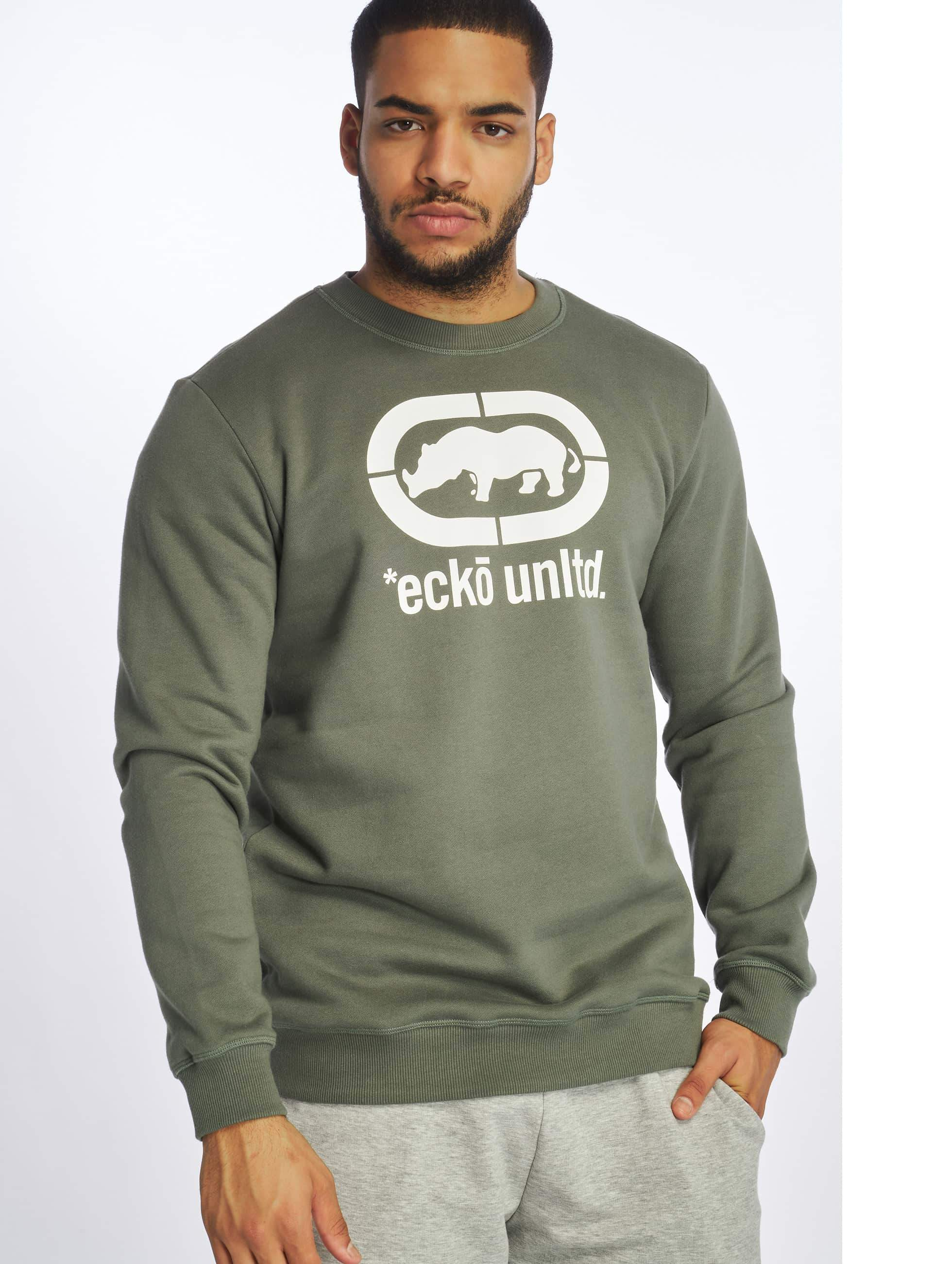 Ecko Unltd. / Jumper Base in olive 5XL