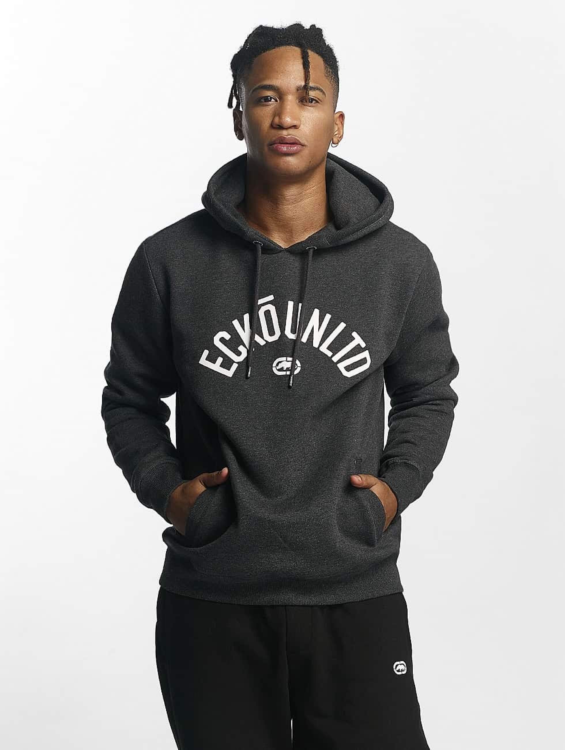 Ecko Unltd. / Hoodie Base in grey 2XL