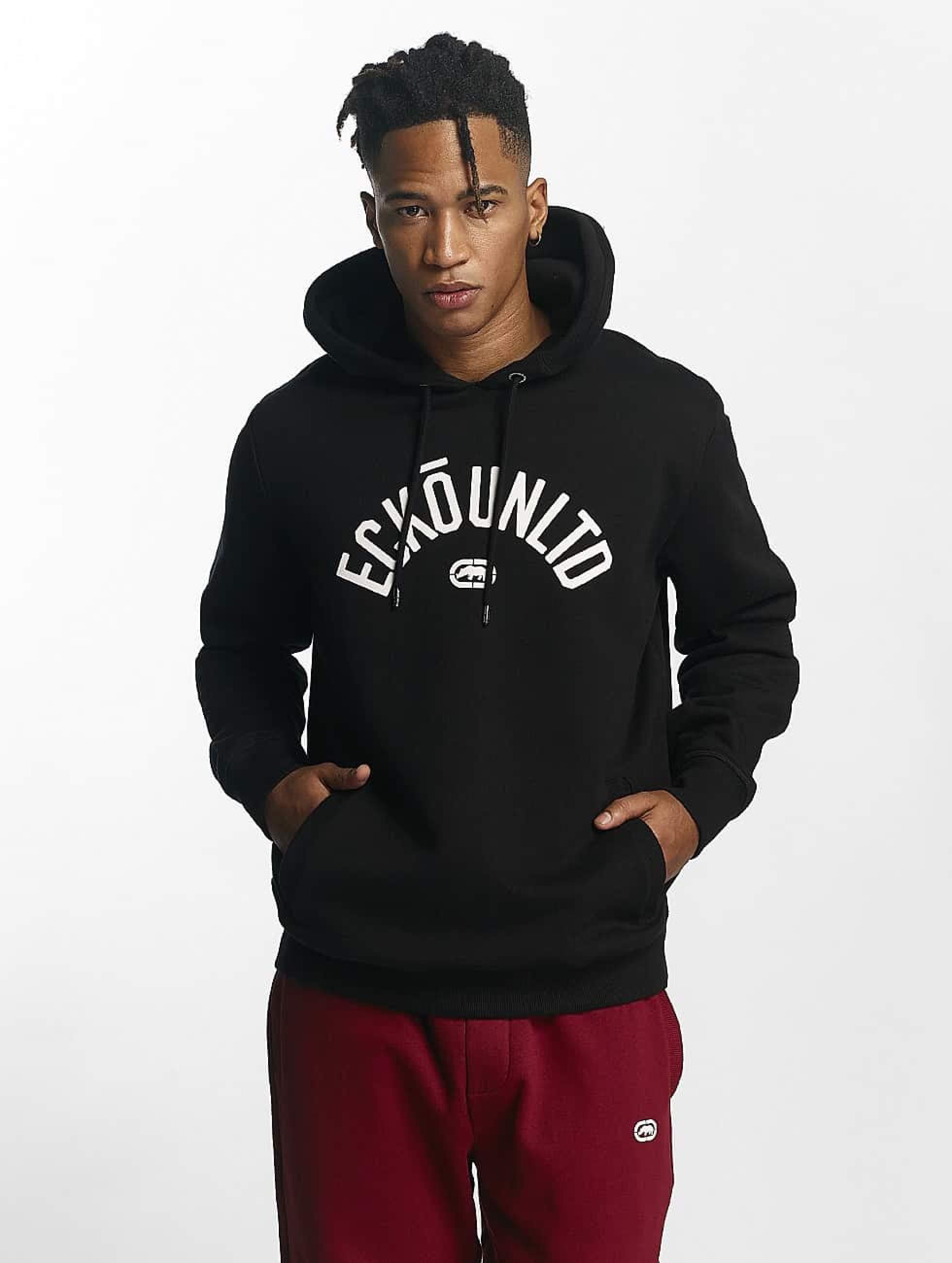 Ecko Unltd. / Hoodie Base in black 6XL