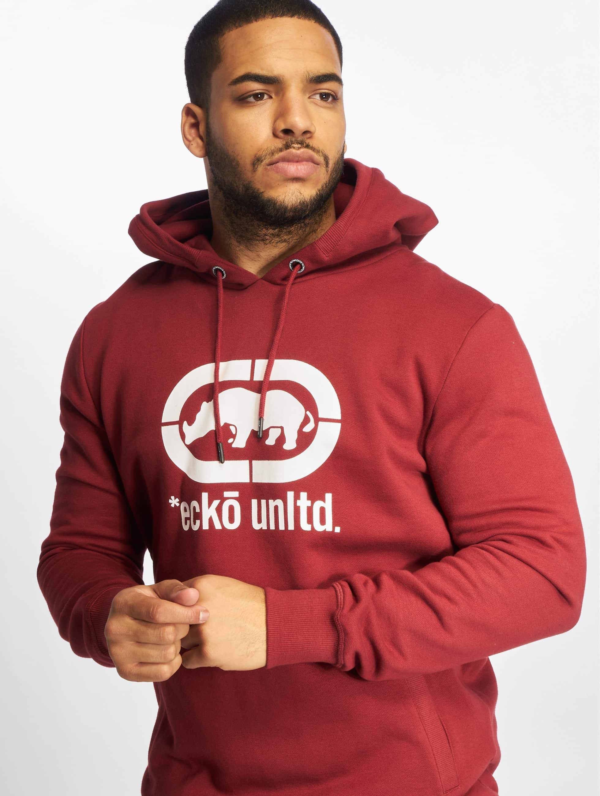 Ecko Unltd. / Hoodie Base in red S