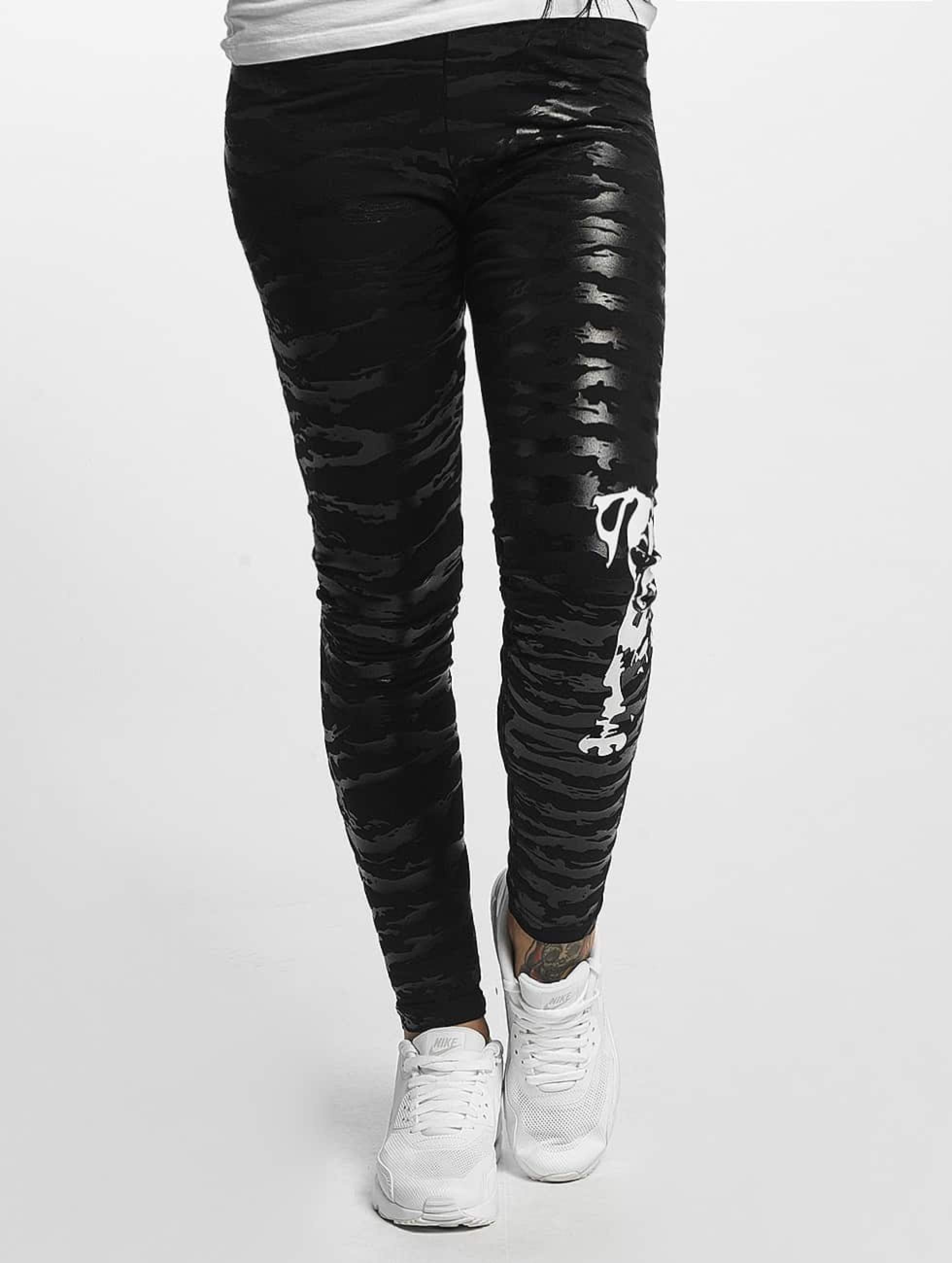 Babystaff | Tigris  noir Femme Legging