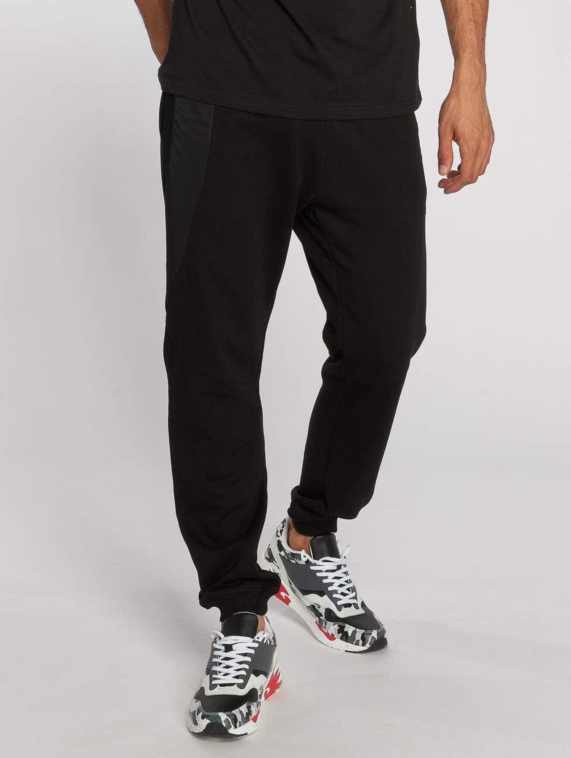 Dangerous DNGRS / Sweat Pant Collos in black M