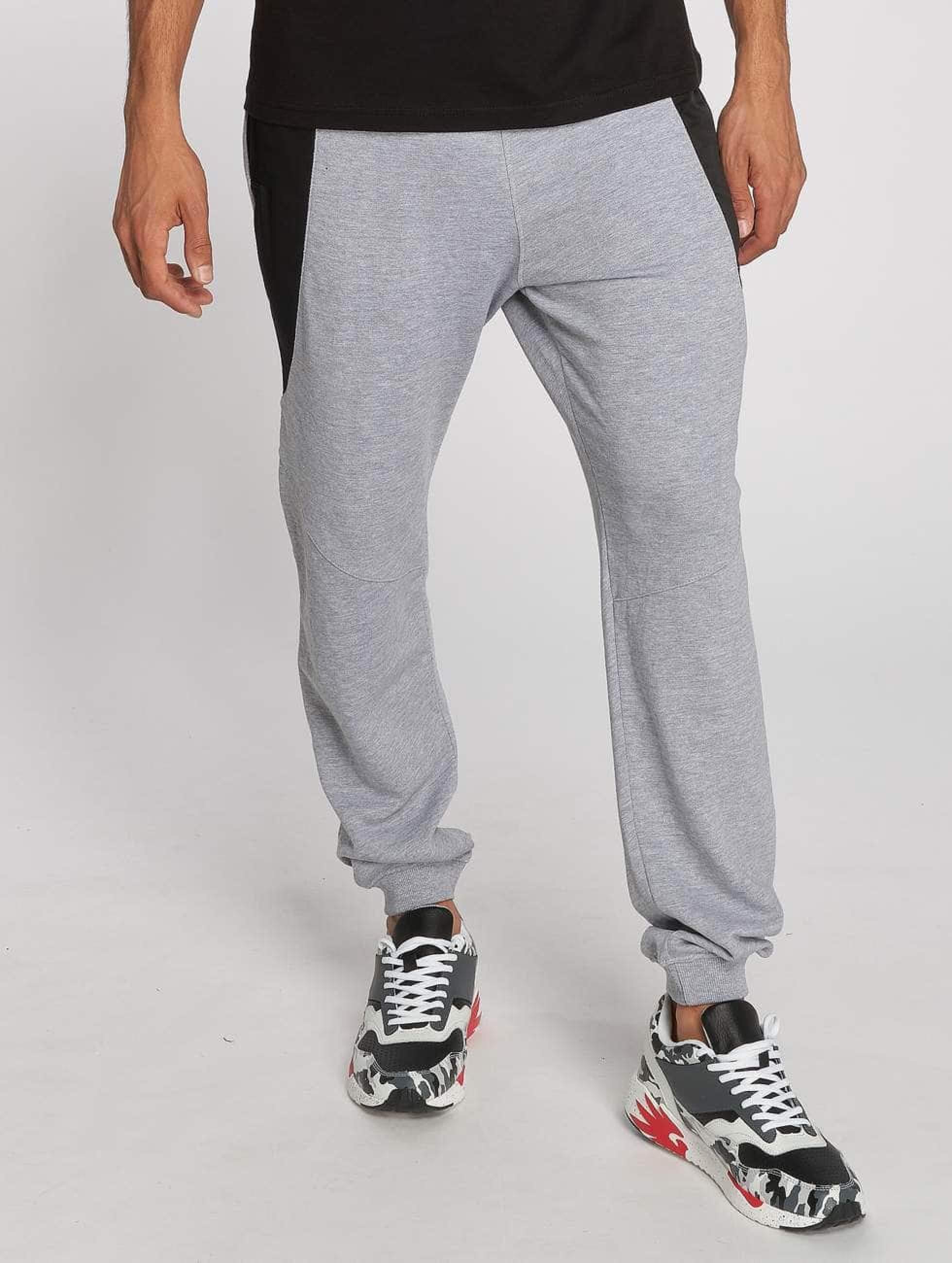 Dangerous DNGRS / Sweat Pant Collos in grey 5XL