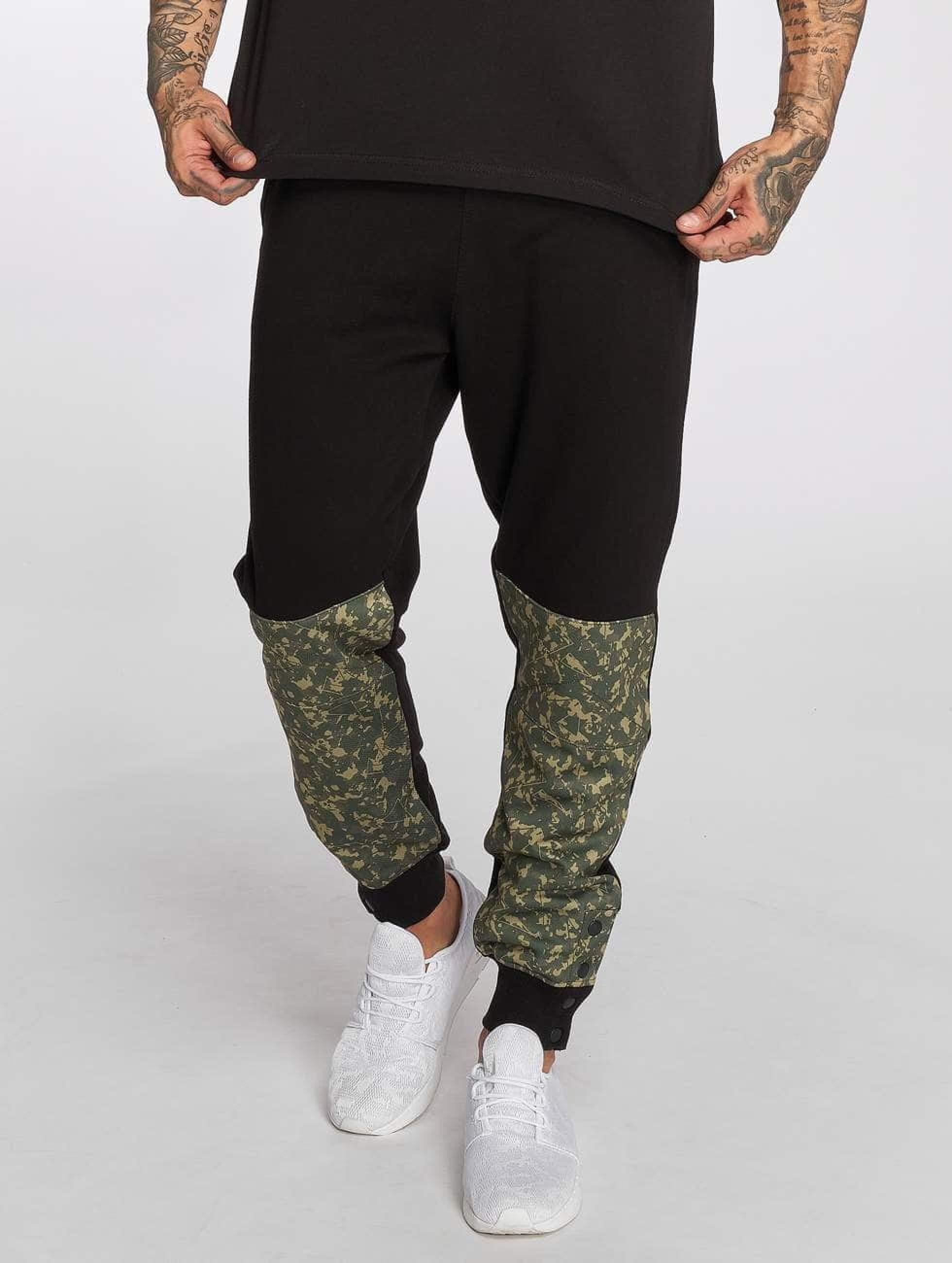 Dangerous DNGRS / Sweat Pant Broker in black S