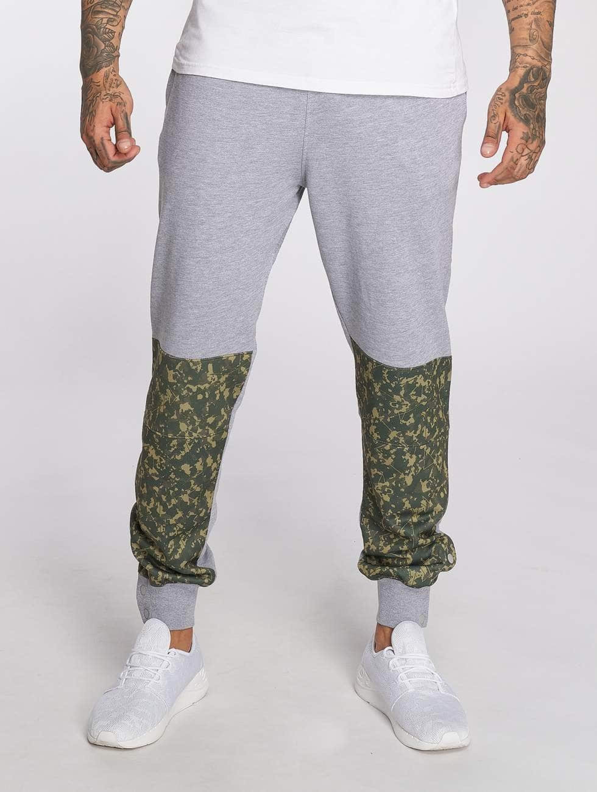 Dangerous DNGRS / Sweat Pant Broker in grey 5XL