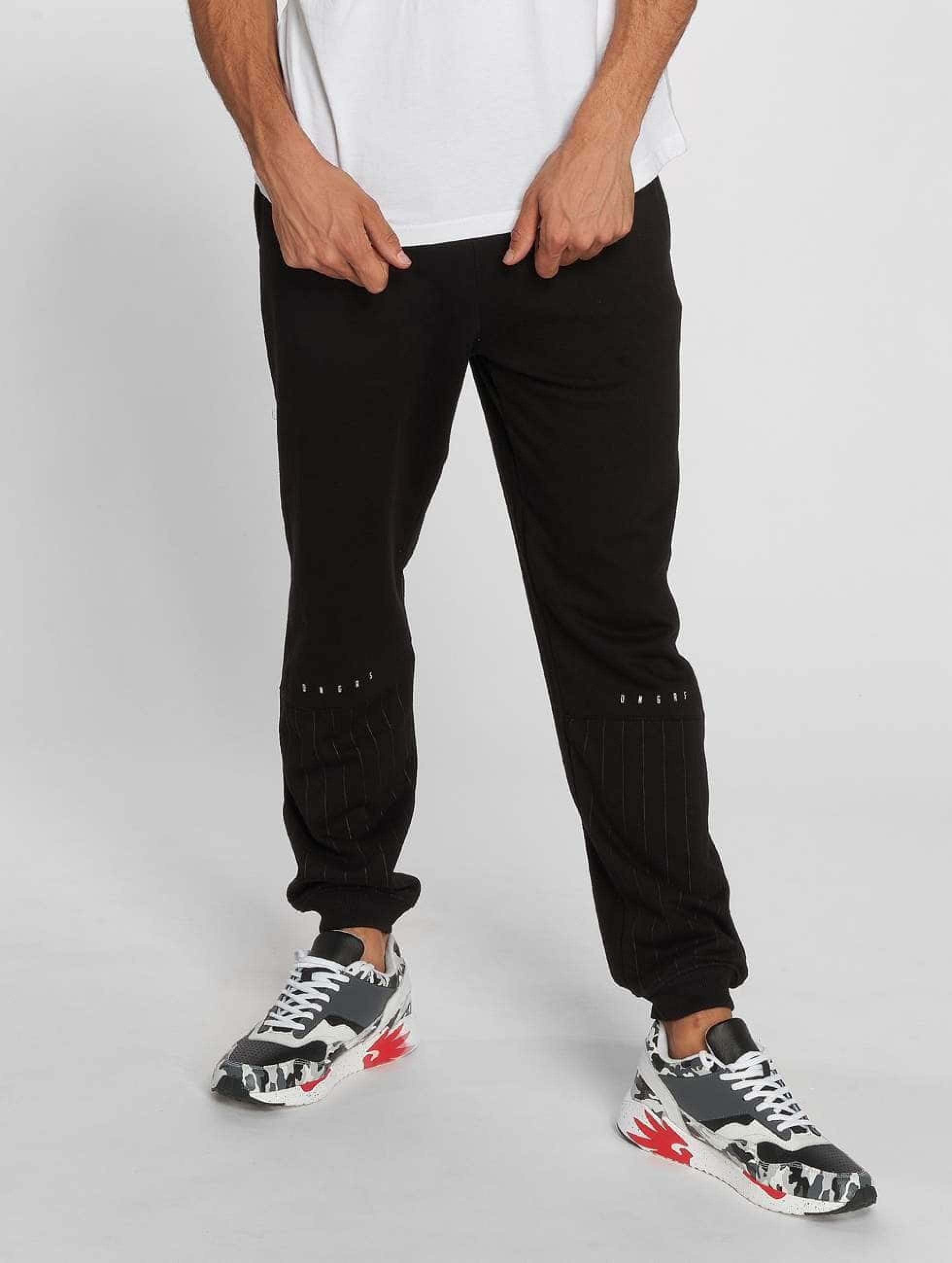 Dangerous DNGRS / Sweat Pant LosMuertos in black 4XL