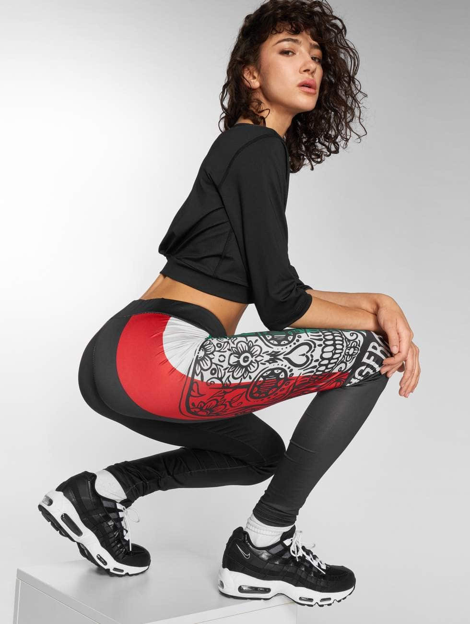 Dangerous DNGRS / Legging/Tregging Muerte in black XS