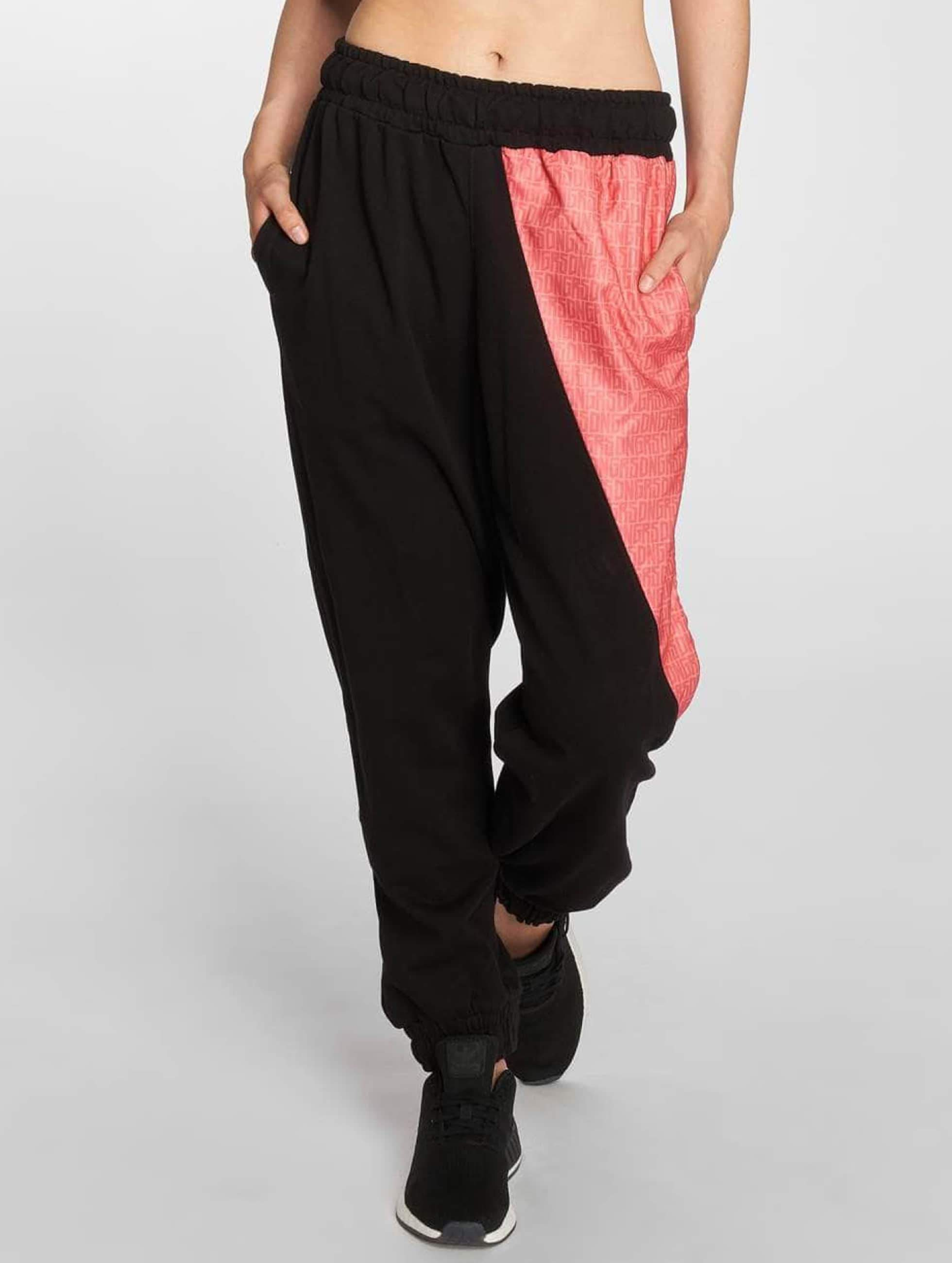 Dangerous DNGRS / Sweat Pant Tackle in black XL