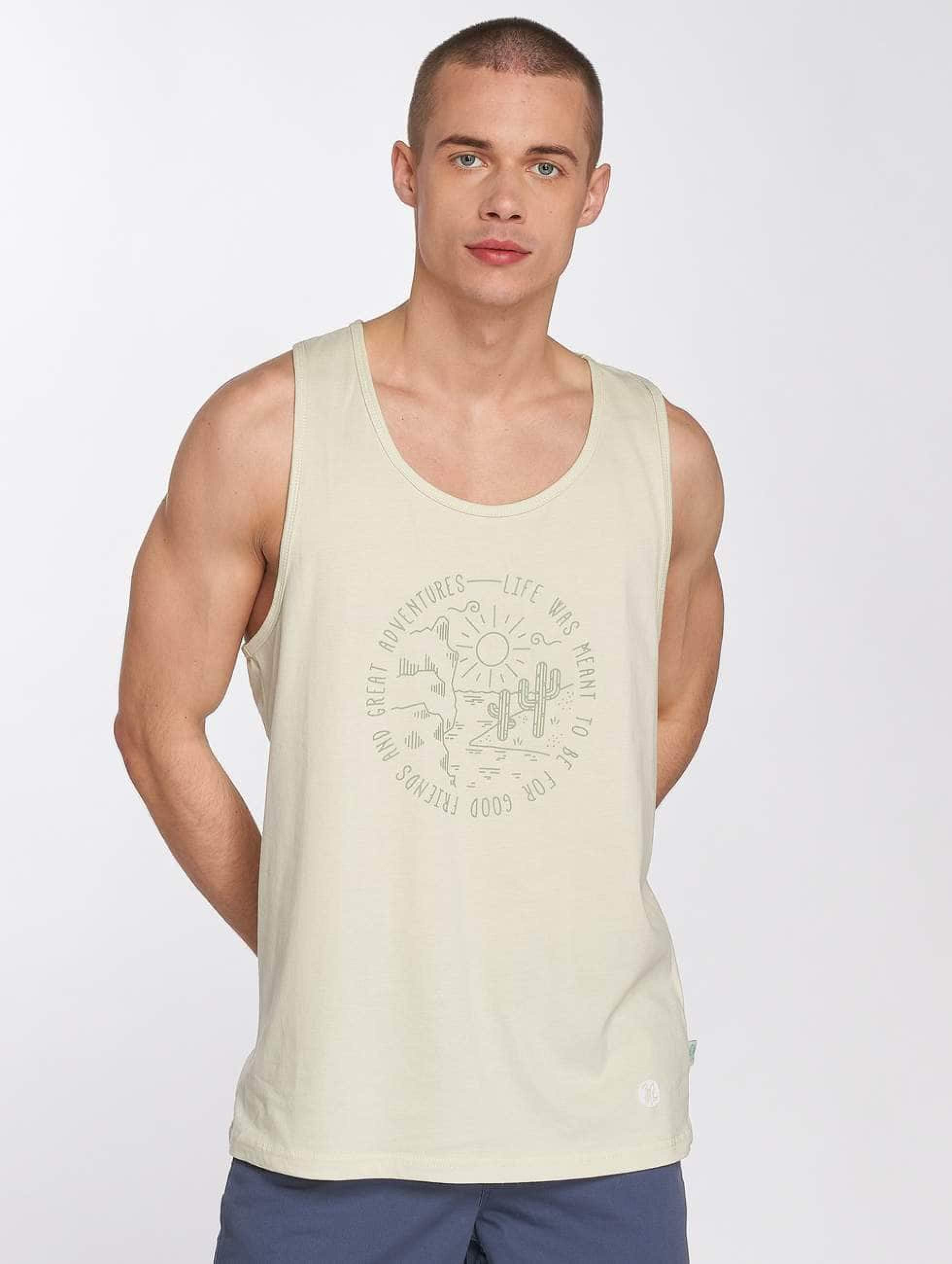 Just Rhyse / Tank Tops Santa Lucia in white M