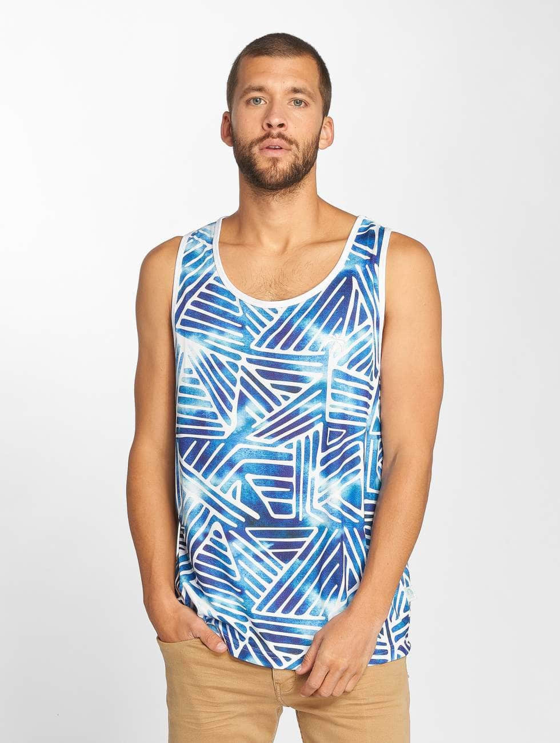 Just Rhyse / Tank Tops Alcata in blue XL