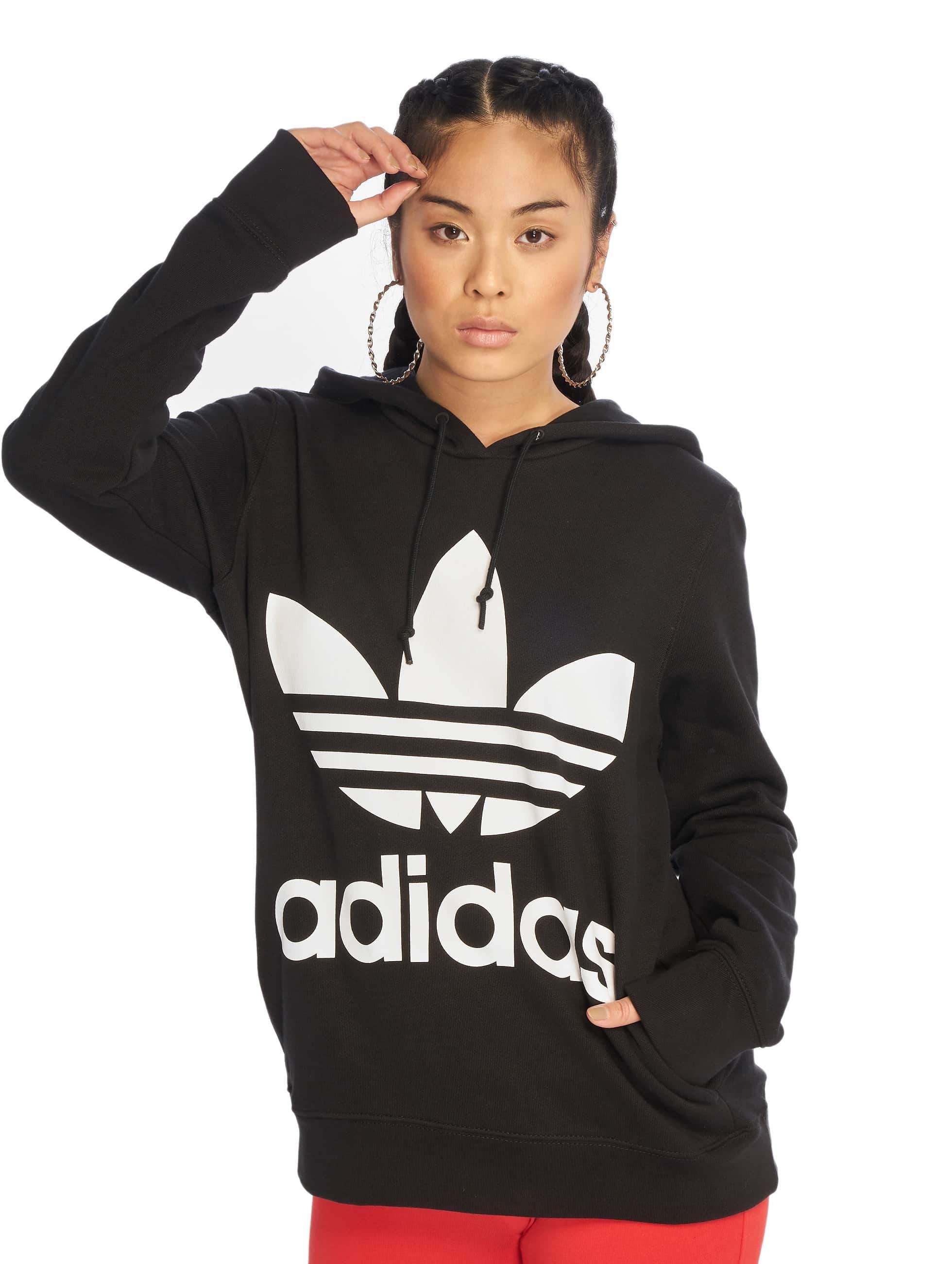 Adidas originals Hoody Damen Oberteile   Hoody originals Trefoil c9eb03