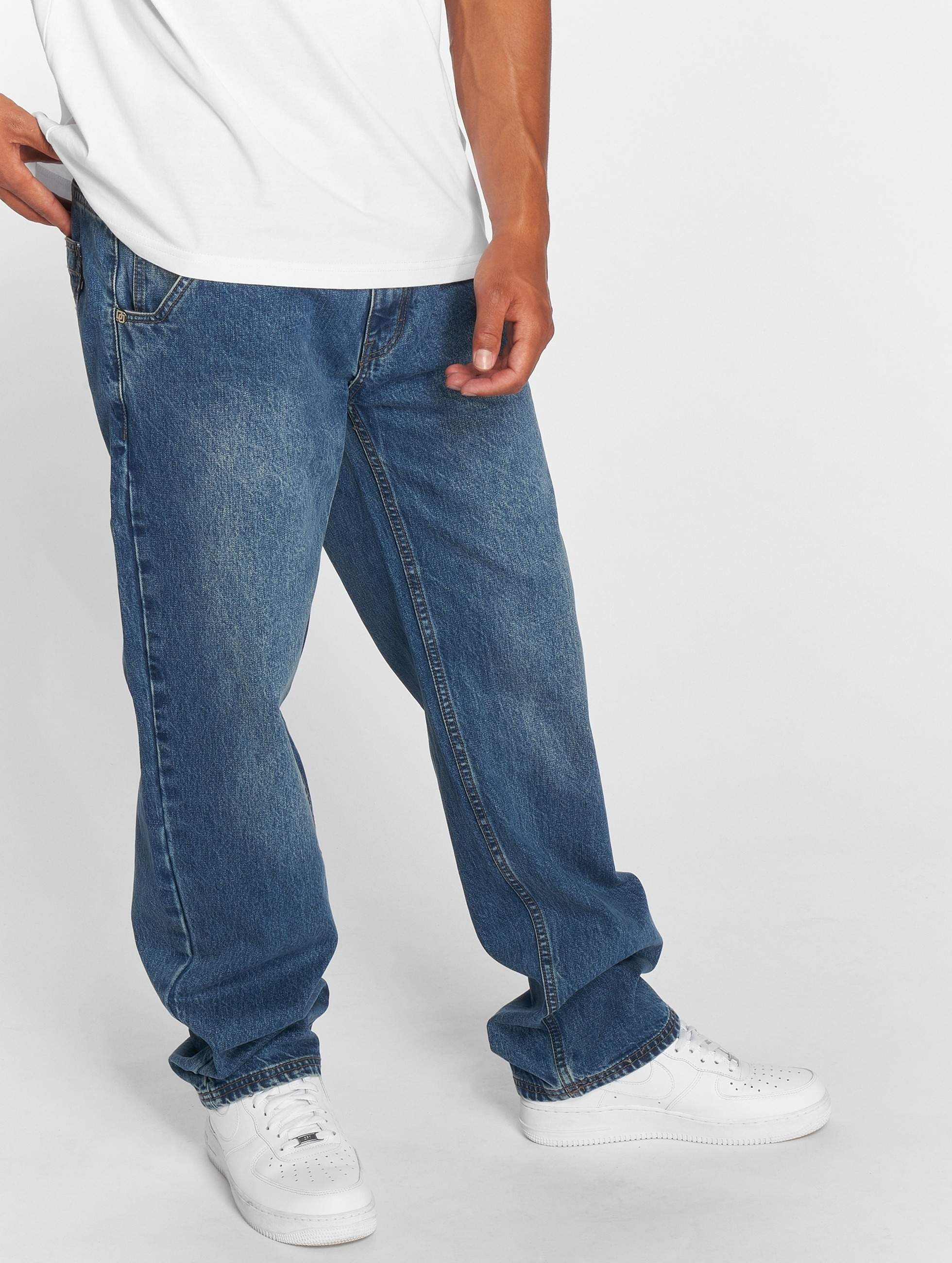 Dangerous DNGRS / Loose Fit Jeans Brother in blue W 34 L 32