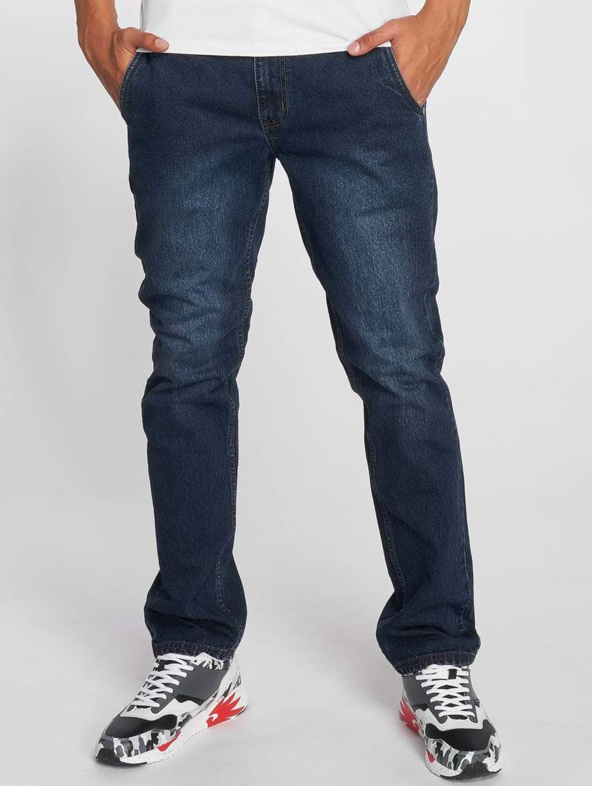 Dangerous DNGRS / Straight Fit Jeans Buddy in blue W 38 L 34