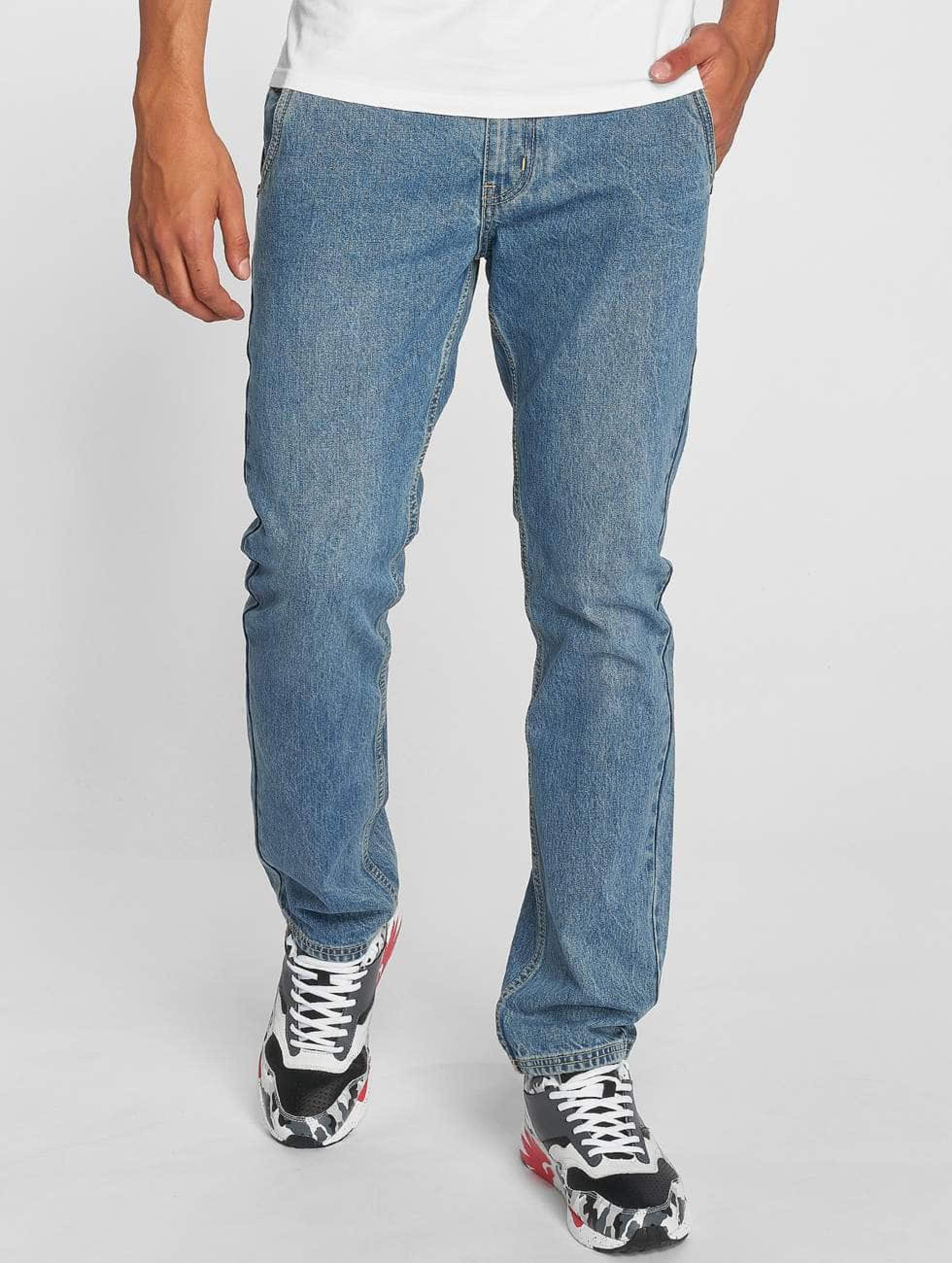 Dangerous DNGRS / Straight Fit Jeans Buddy in blue W 34 L 32