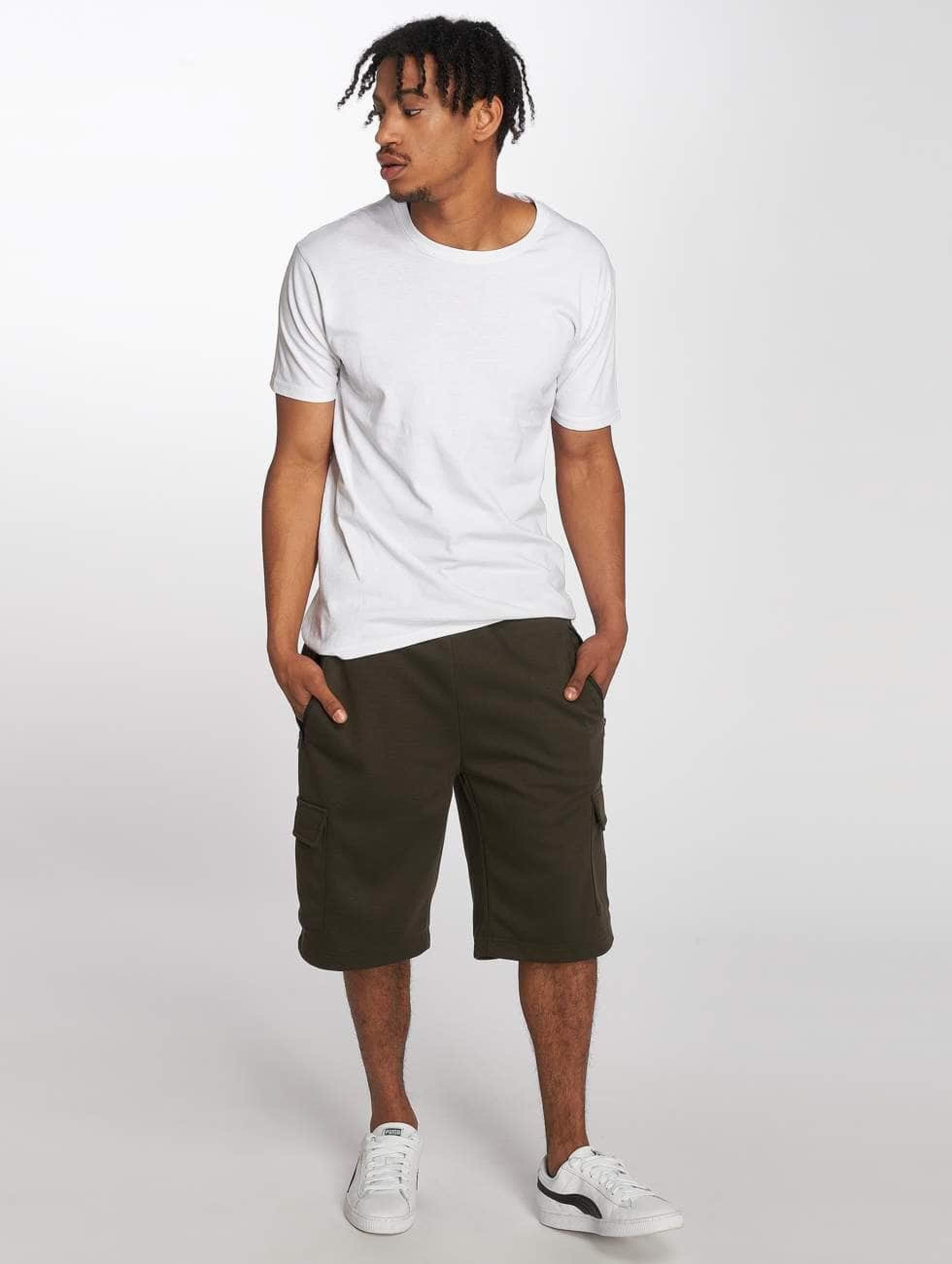 Southpole-Herren-Hosen-Shorts-Tech-Fleece
