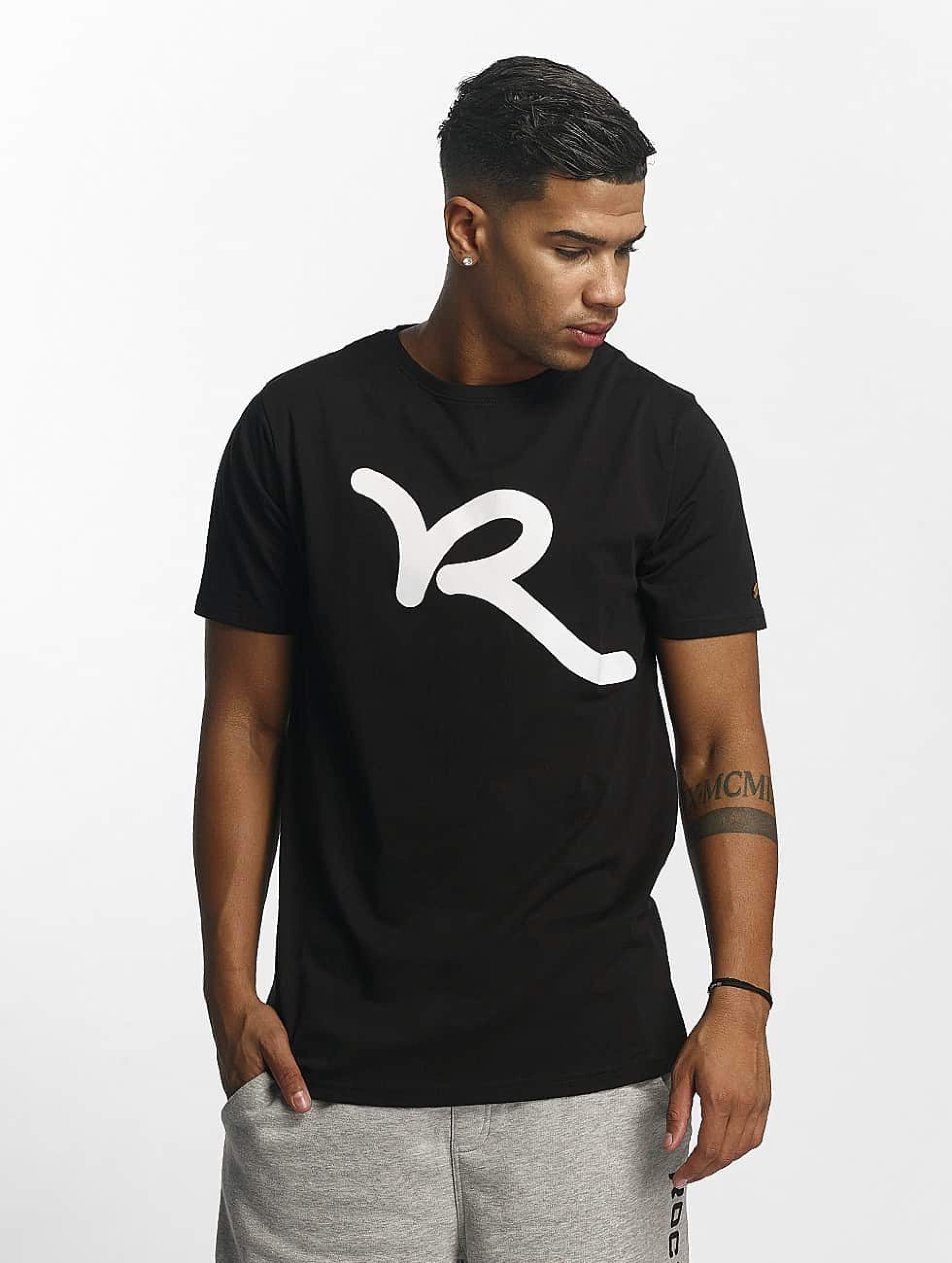 Rocawear / T-Shirt Logo in black S